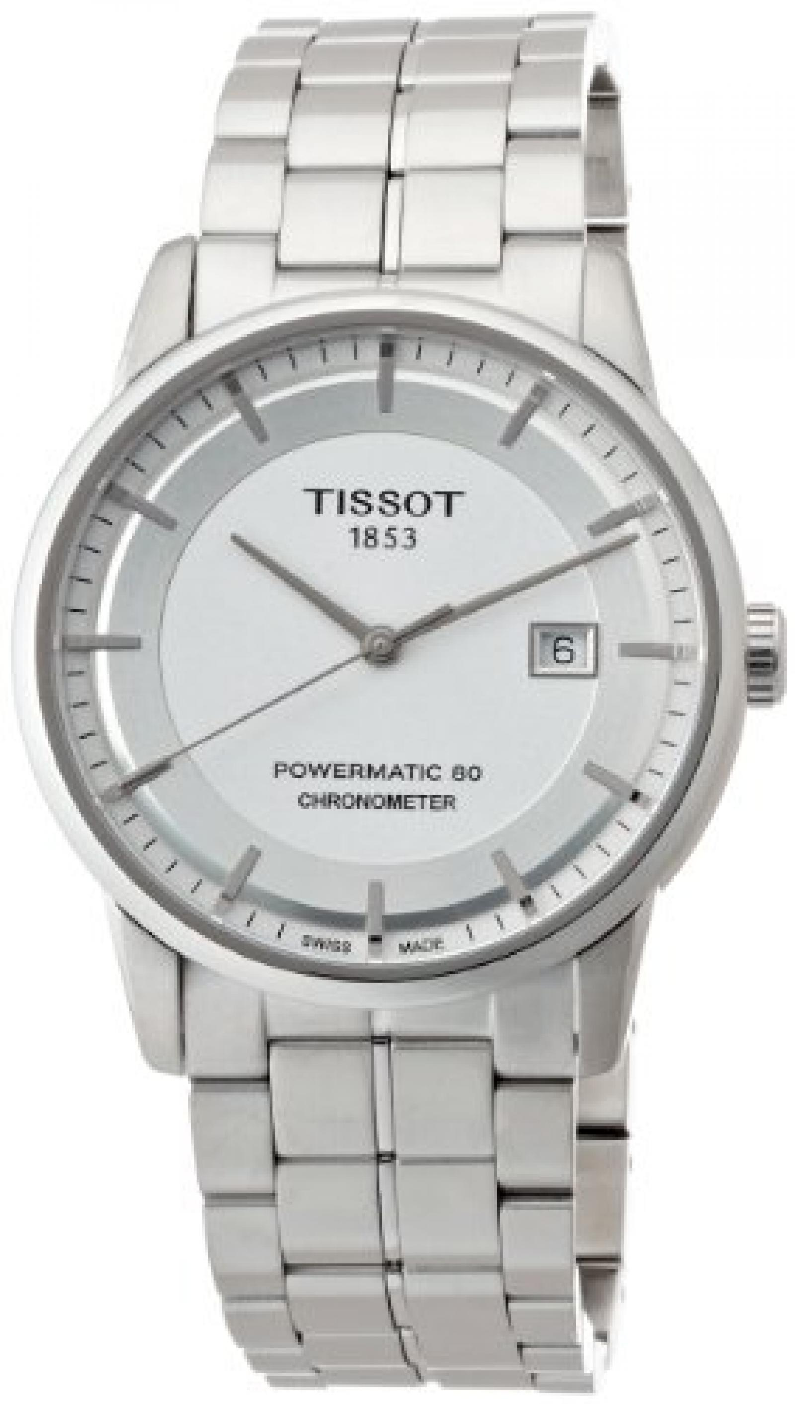 Tissot T-Classic Luxury Automatic COSC Chronometer T086.408.11.031.00