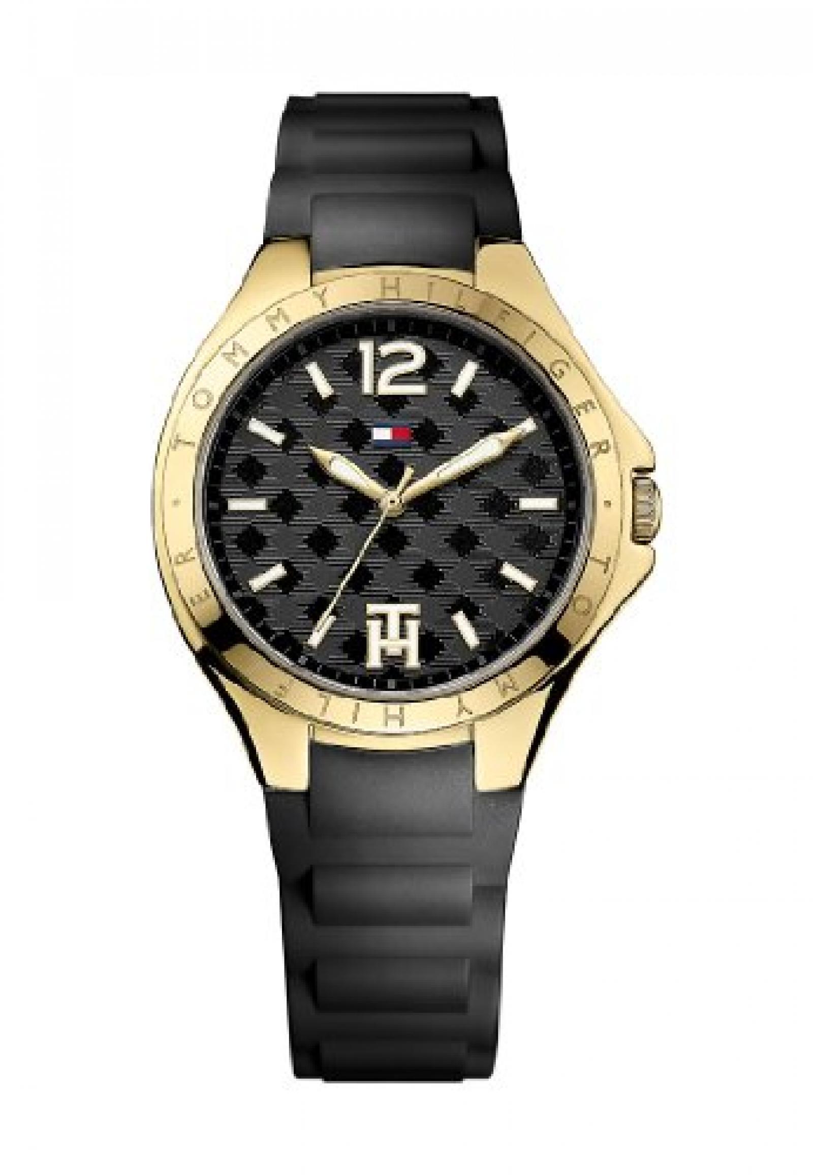 Tommy Hilfiger Damen-Armbanduhr Averil Casual Sport Analog Quarz 1781382