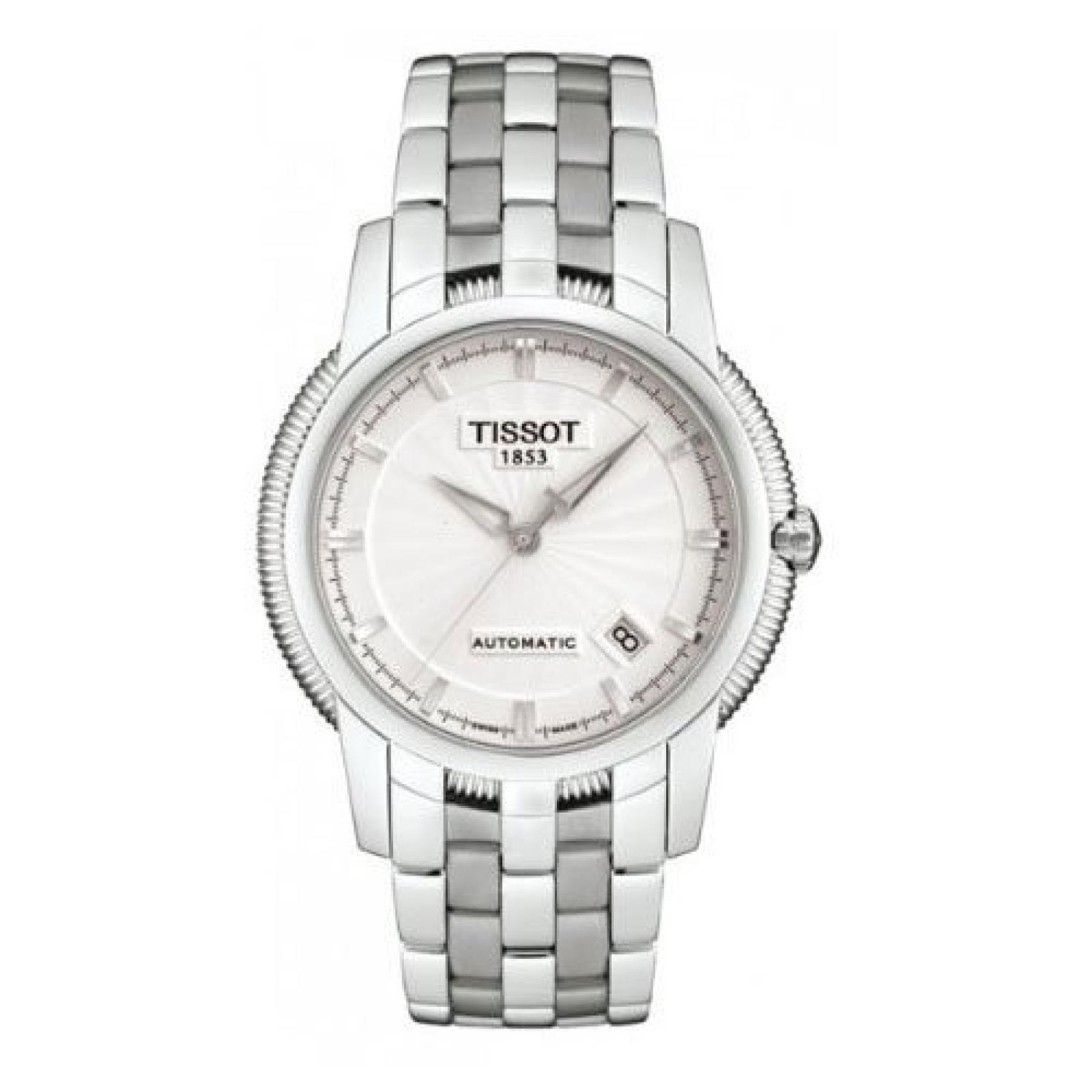 Tissot Damen-Armbanduhr Ballade III Edelstahl T97118331