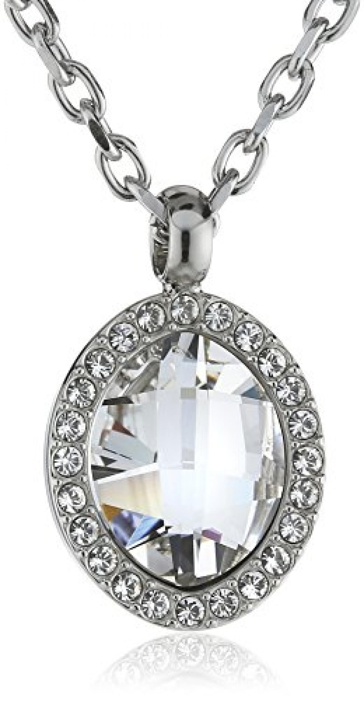 Dyrberg/Kern Damen Halskette Edelstahl Kristall Swarovski 336407