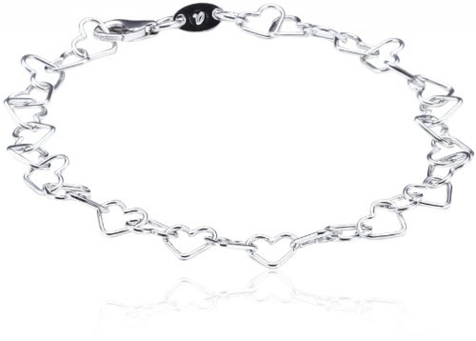 Amor Jewelry Damen-Armband 925 Sterling Silber 331920