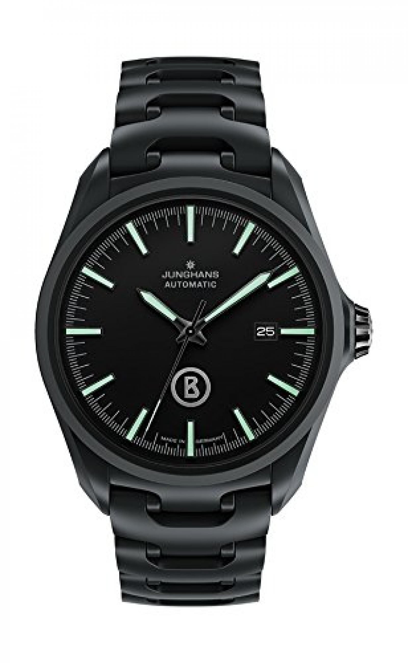 Junghans herren armbanduhr xl bogner willy automatic