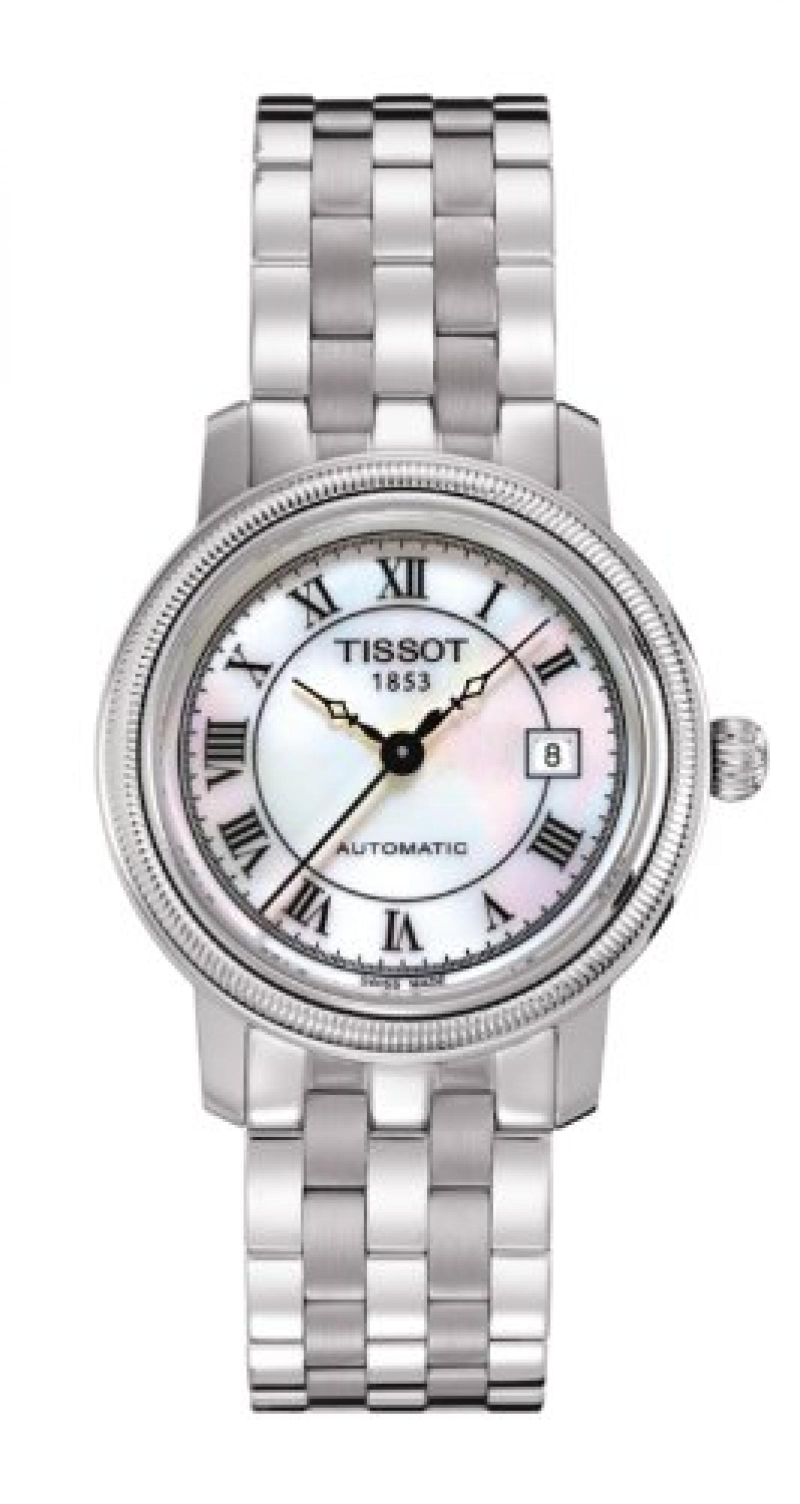 Tissot Damen-Armbanduhr BRIDGEPORT T0452071111300