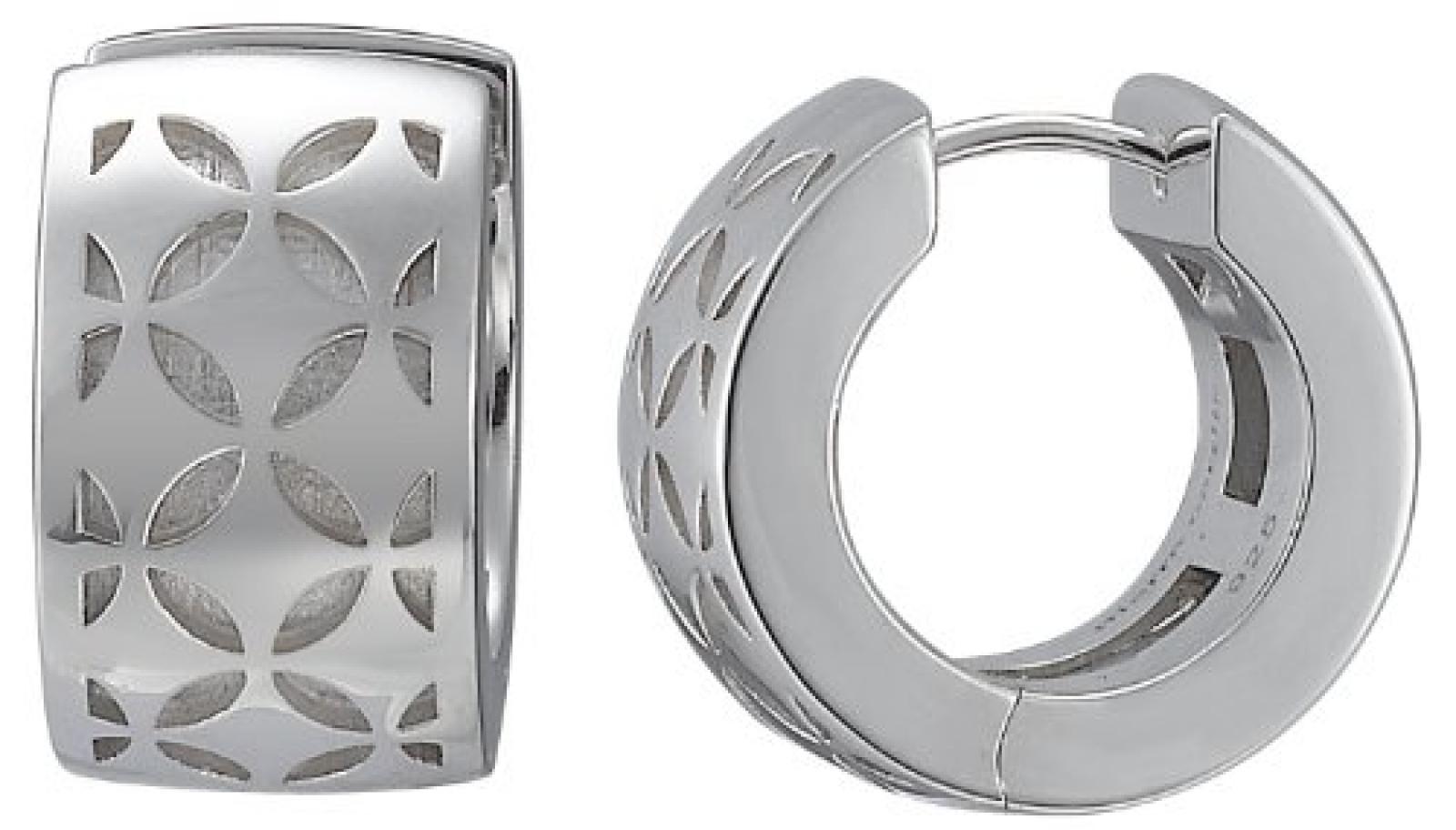 Pierre Cardin Damen-Ohrringe Impression Sterling-Silber 925 PCCO-90201.A