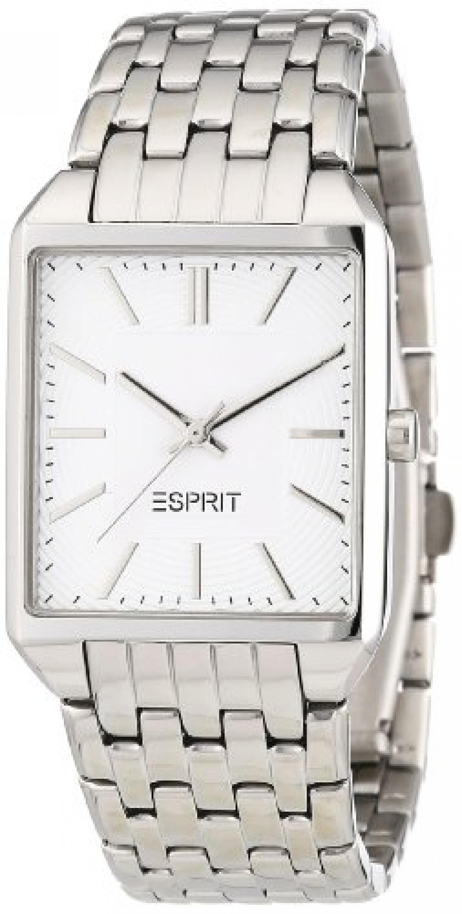 Esprit Damen-Armbanduhr alameda Analog Edelstahl A.ES104652006