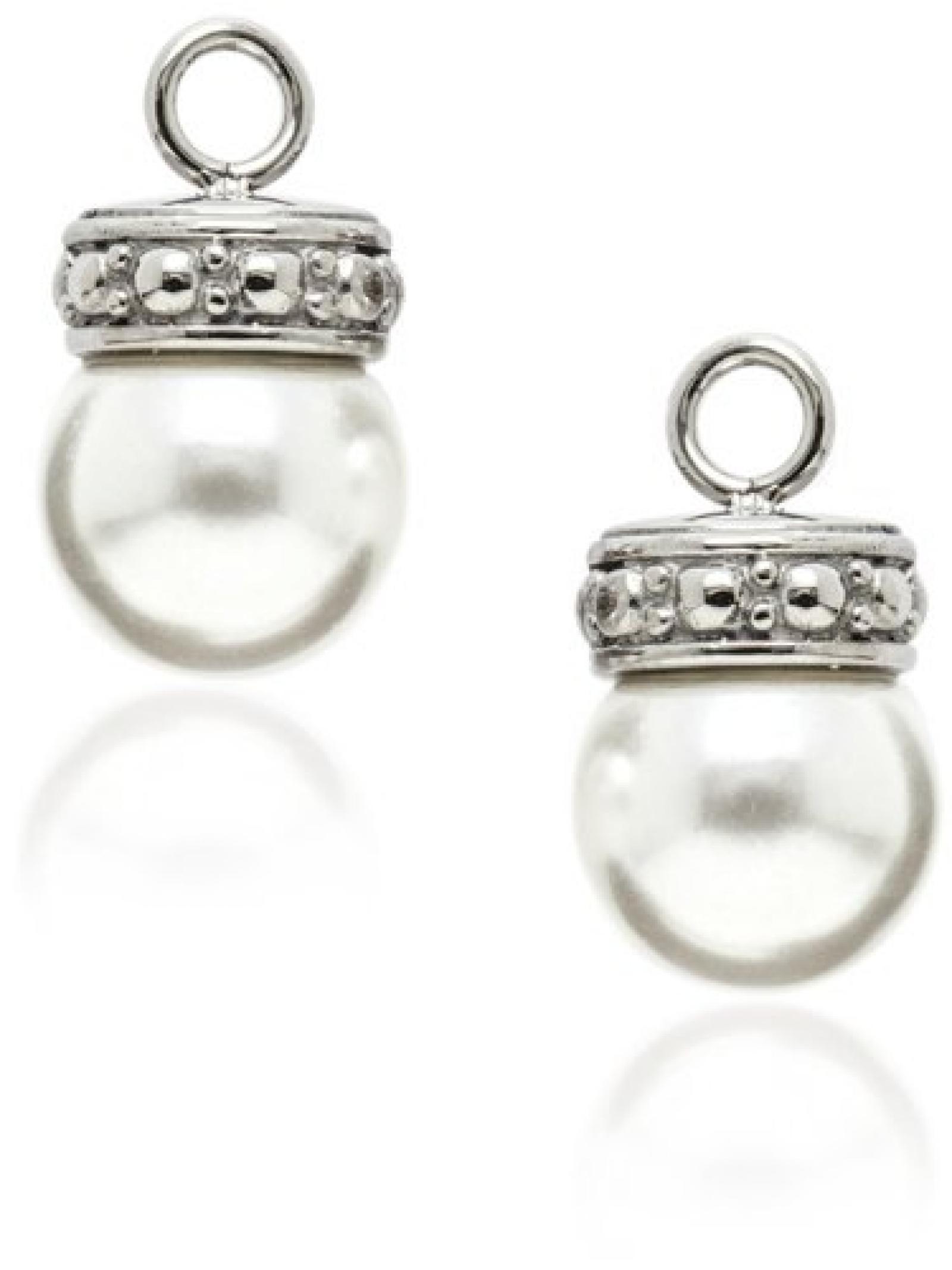 Leonardo Jewels Damen-Set/2 Anhänger Charm White Beautys 013882