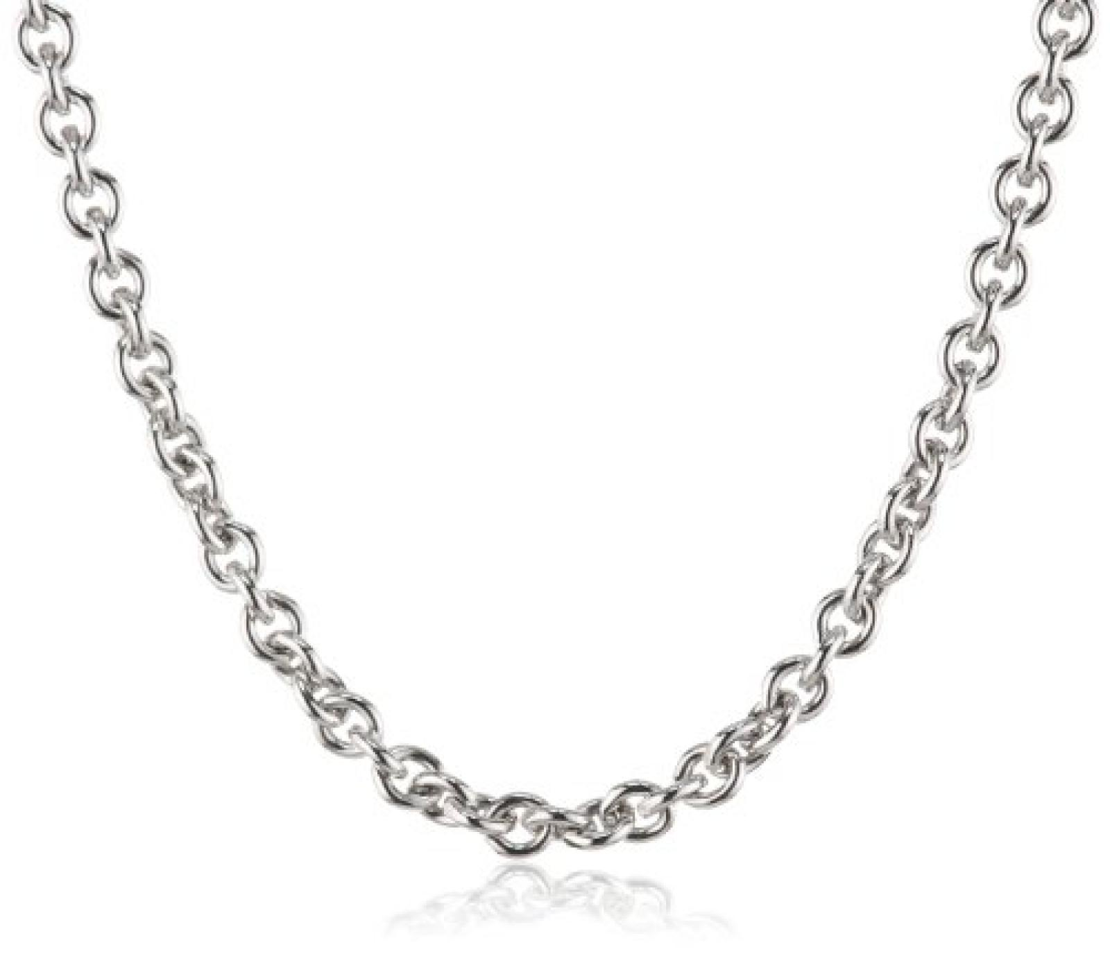 Amor Jewelry Unisex-Halskette 925 Sterling Silber 308892