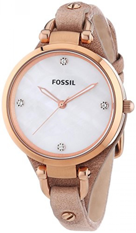 Fossil Damen-Armbanduhr Analog Quarz ES3151