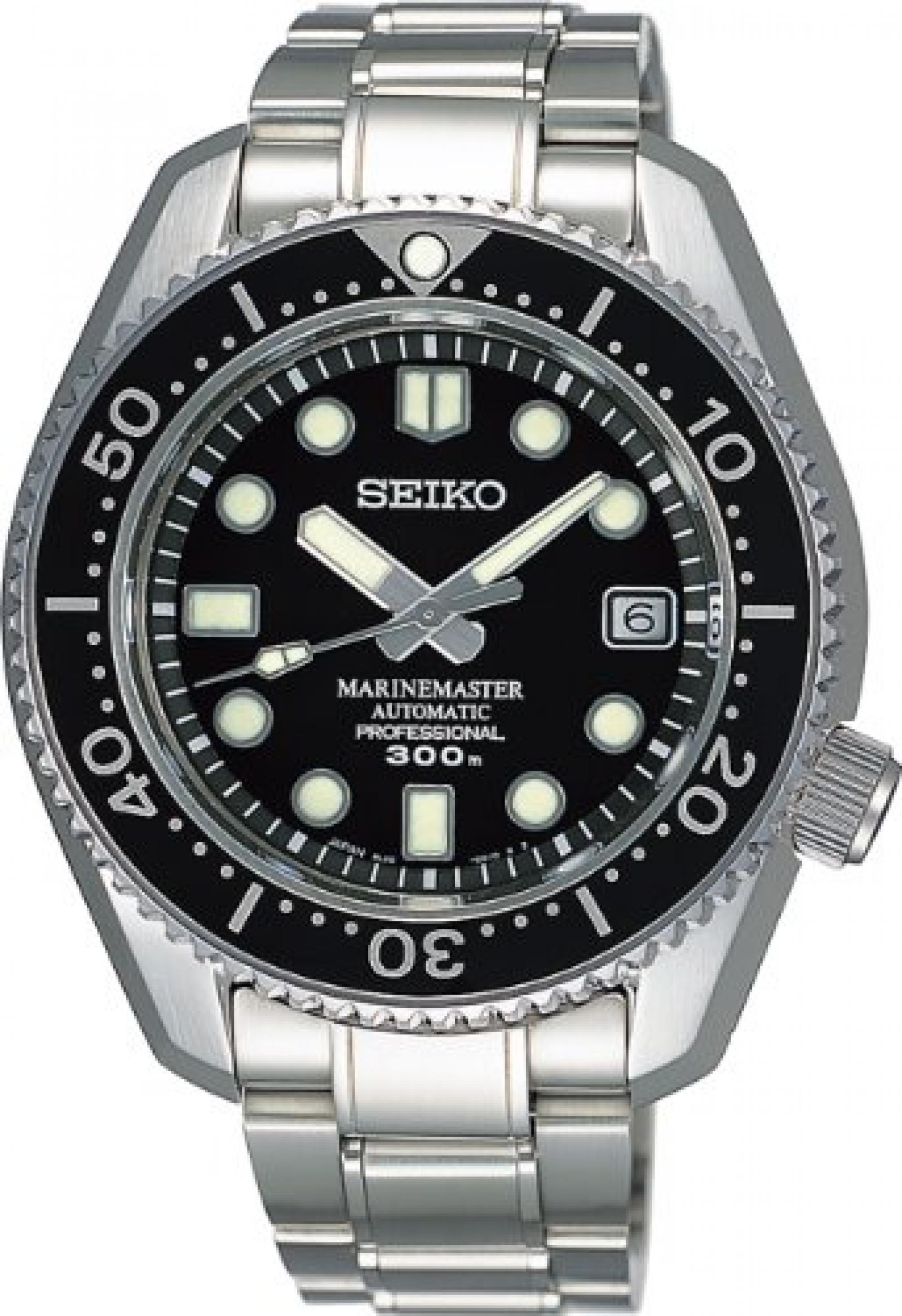 Seiko Uhr SBDX001 PROSPEX Marine Master Professionel automatic mens watch