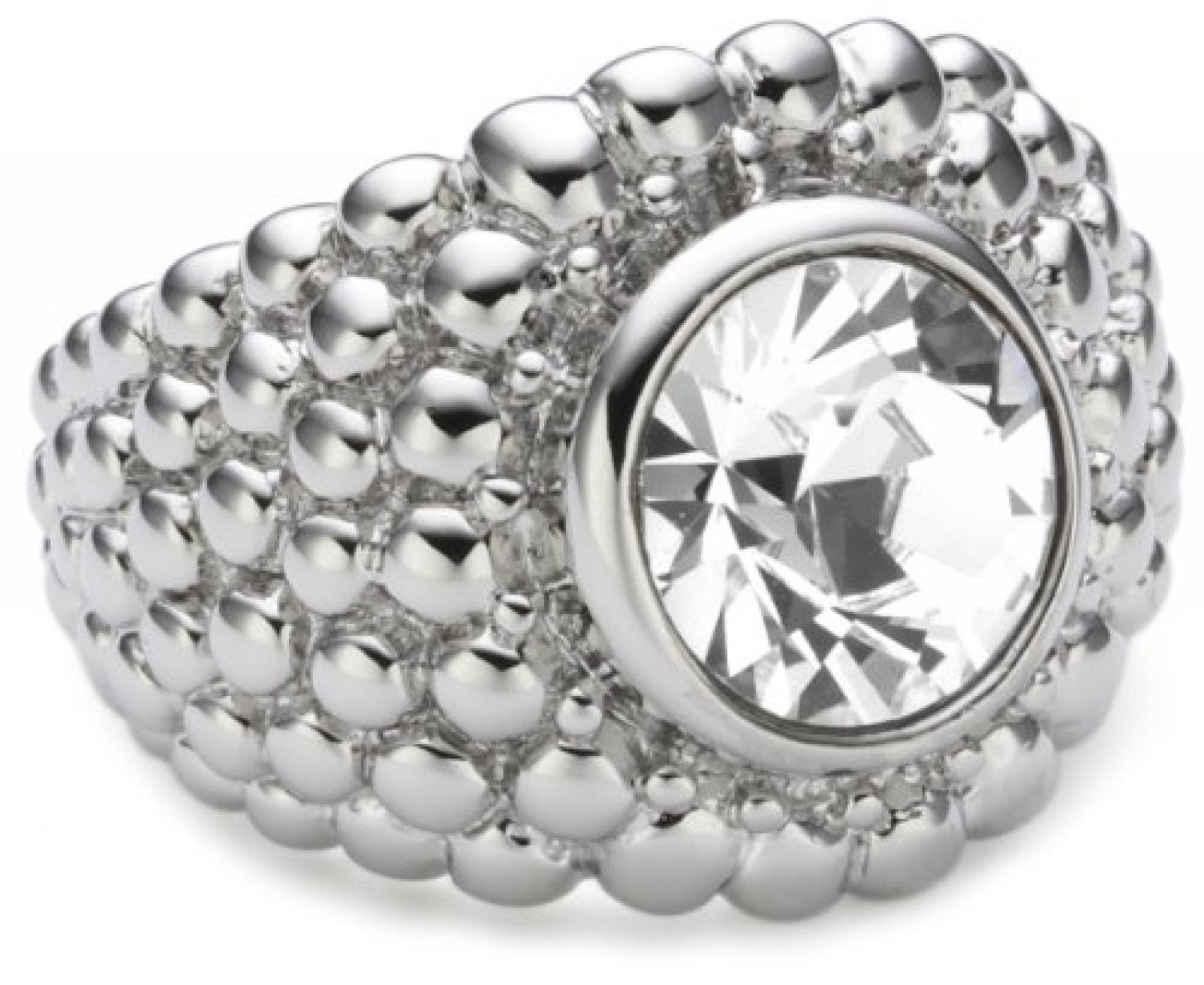 Dyrberg/Kern Damen-Ring Erta Ss Crystal 332132