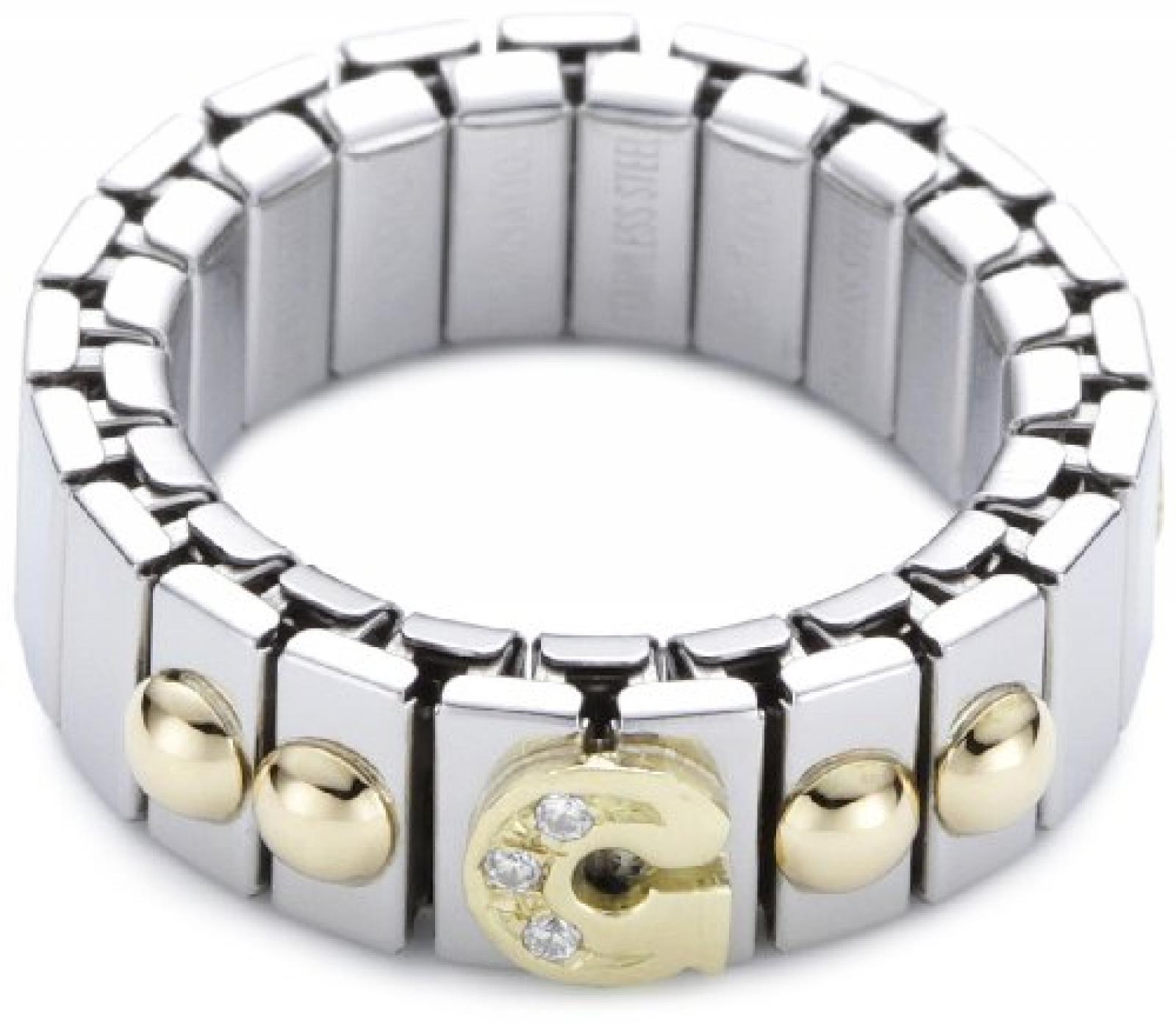 Nomination Damen-Ring Klein Mit Buchstaben G Ring größe variabel 040224/007