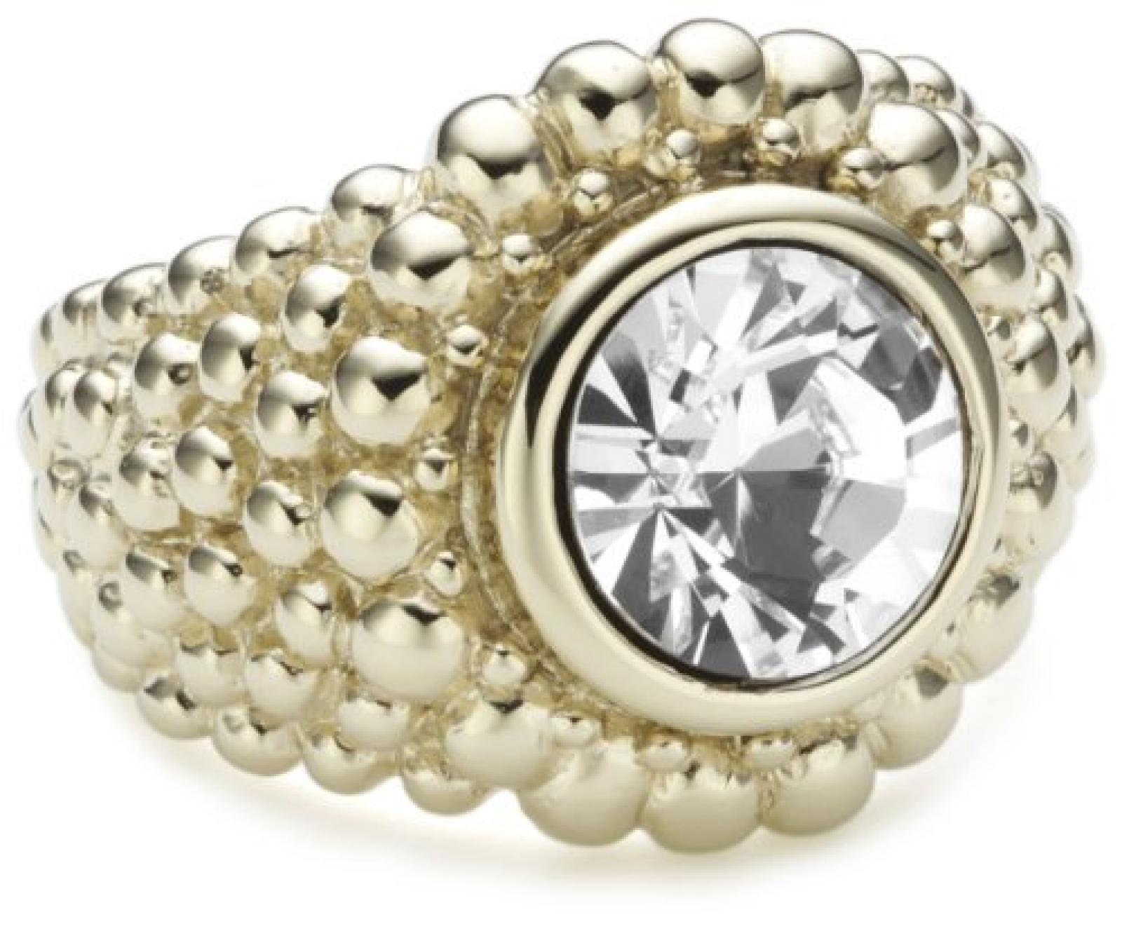 Dyrberg/Kern Damen-Ring Erta Sg Crystal 33213
