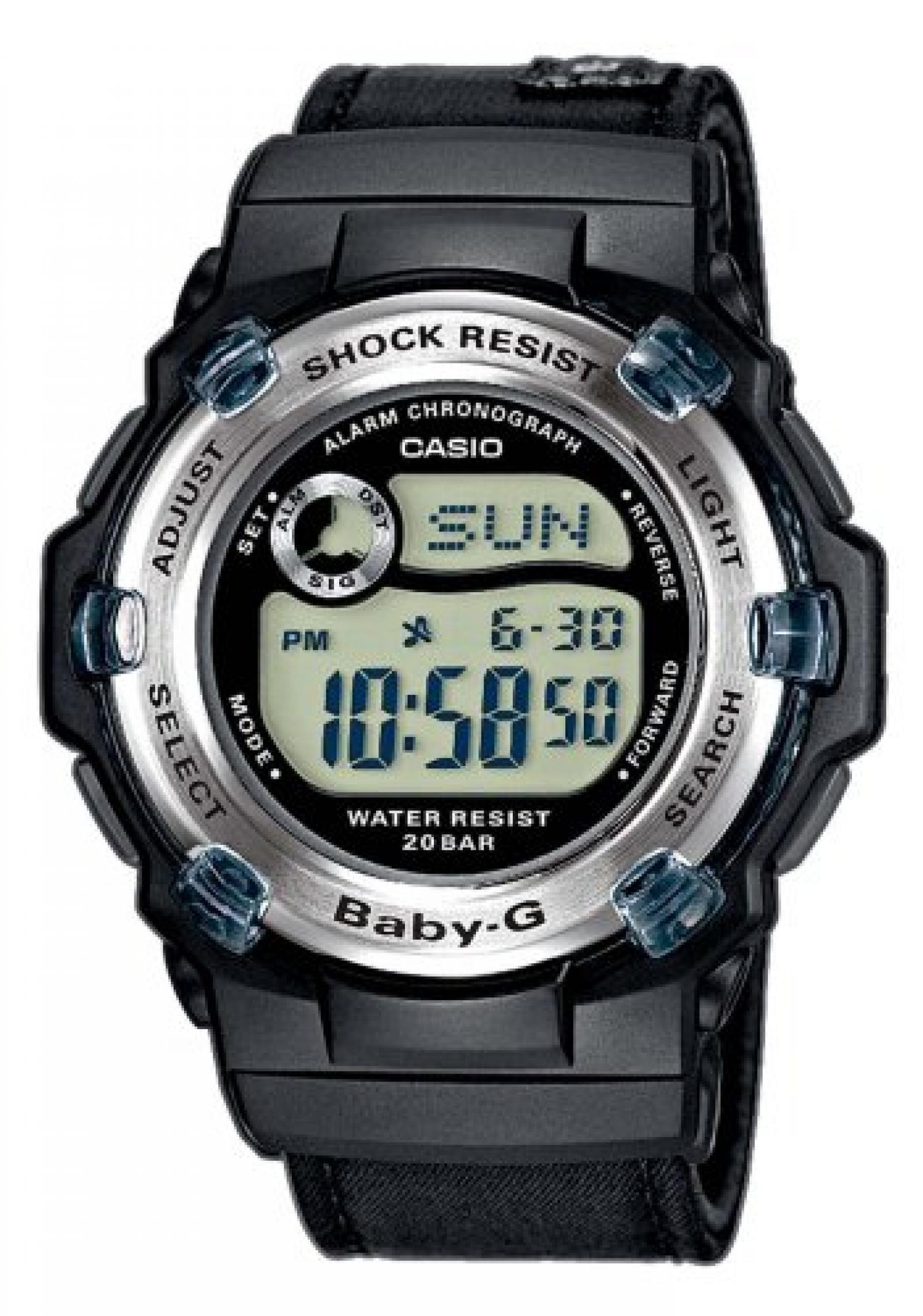 Casio Baby-G Damen-Armbanduhr Digital Quarz BG-3002V-1ER