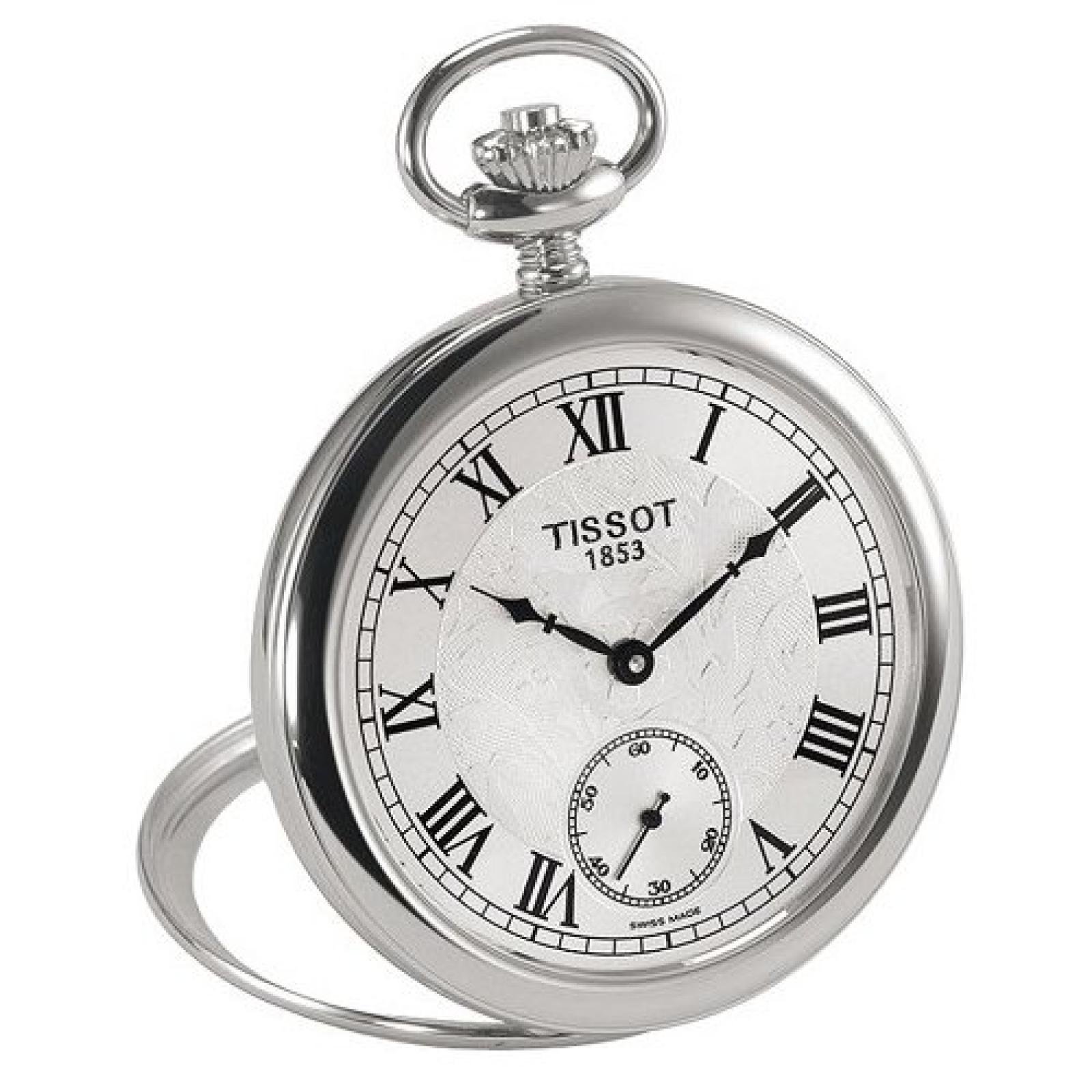 TISSOT Taschenuhr SAVONNETTES T86670033