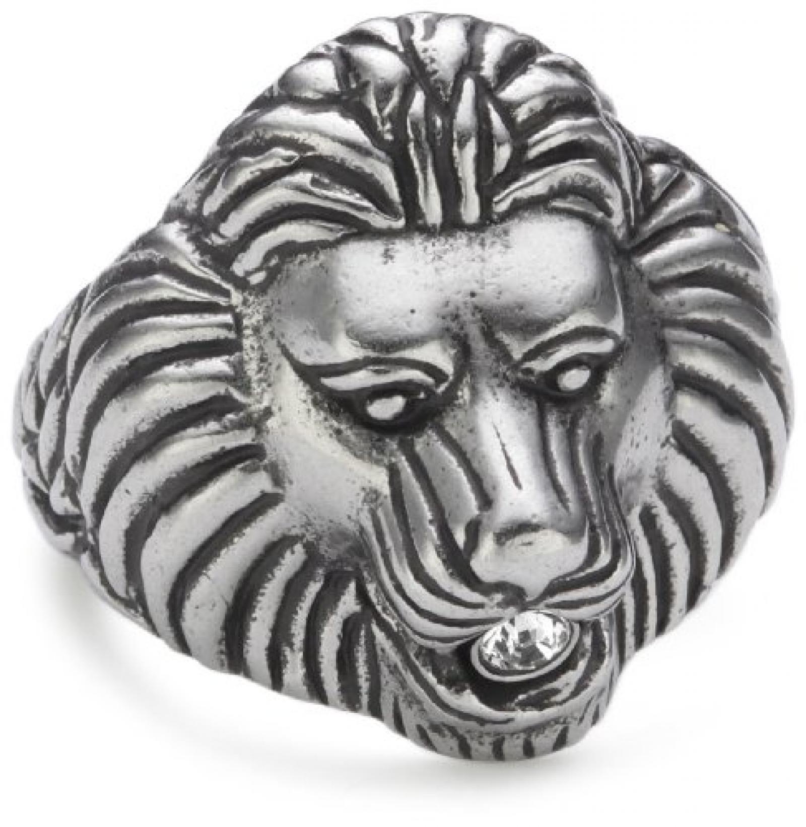 Dyrberg/Kern Damen-Ring Kimba Ss Crystal 33179