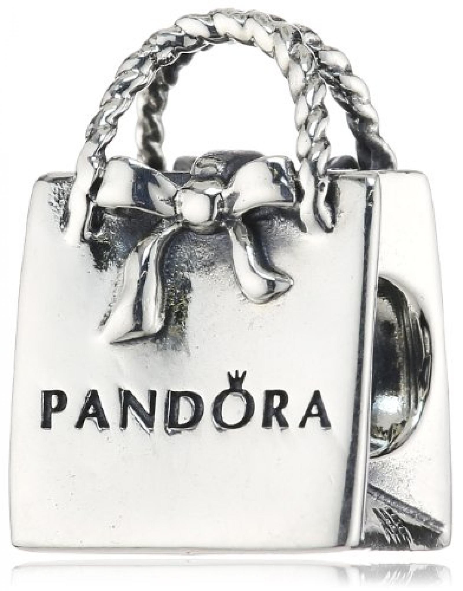 Pandora Damen-Charm 925 Sterling Silber Moments 791184