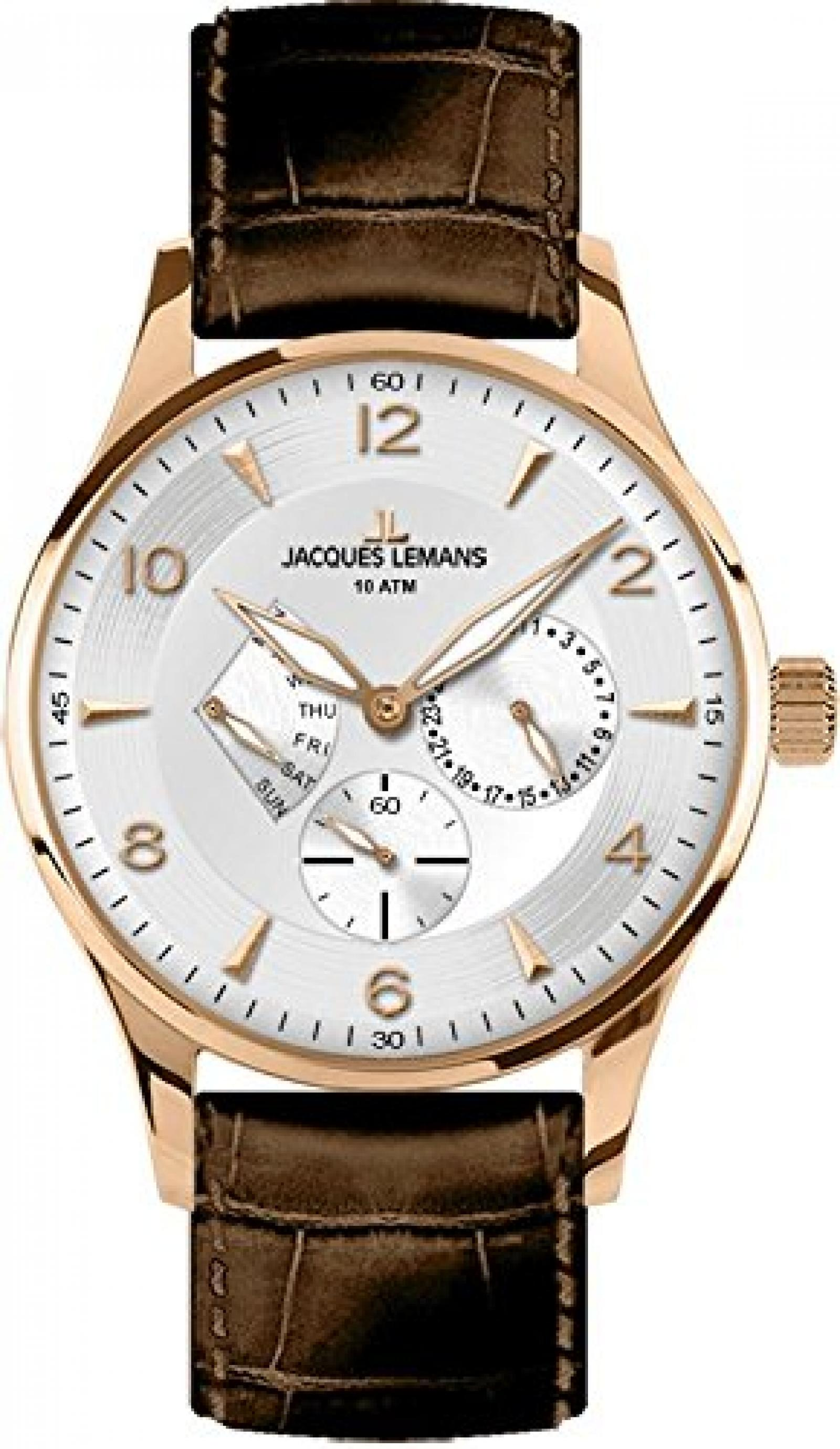 Jacques Lemans Herrenuhr London 1-1827F