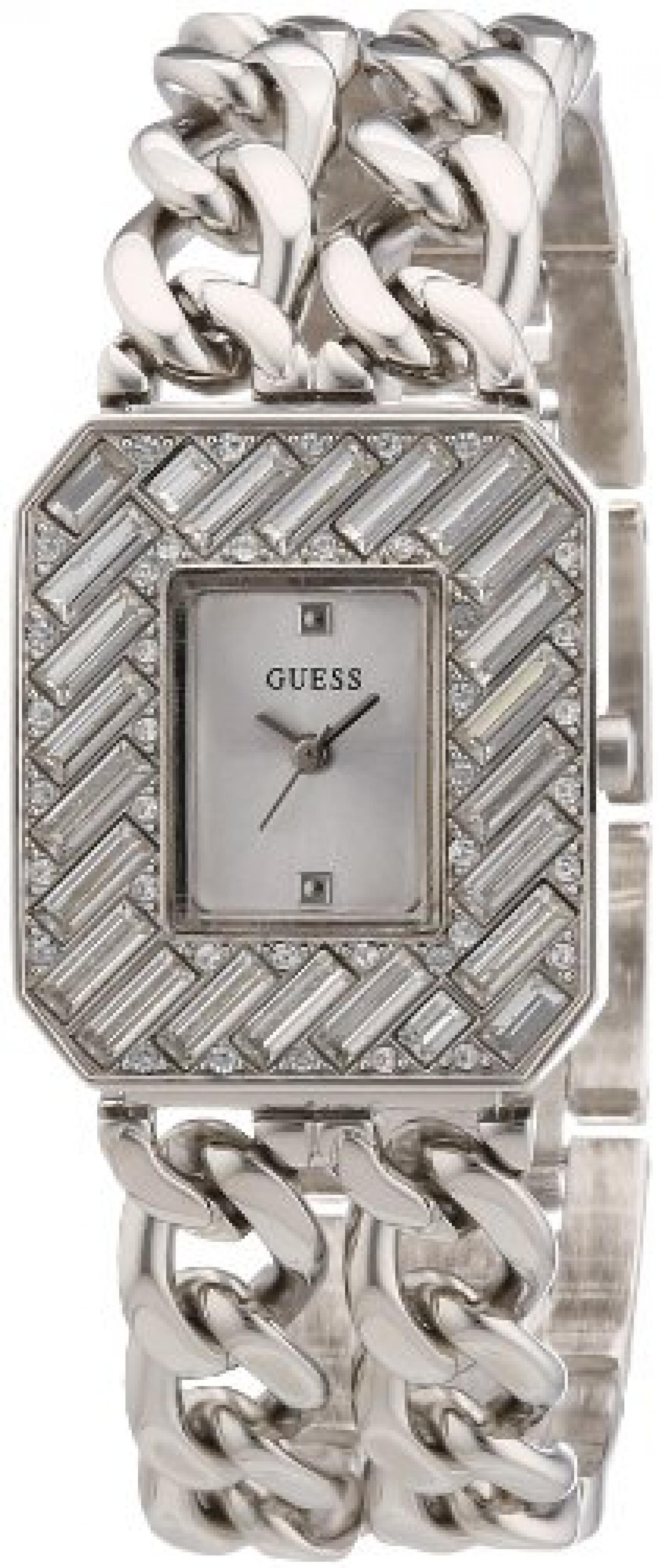 Guess Damen-Armbanduhr Ladies Jewelry Analog Quarz W0126L1