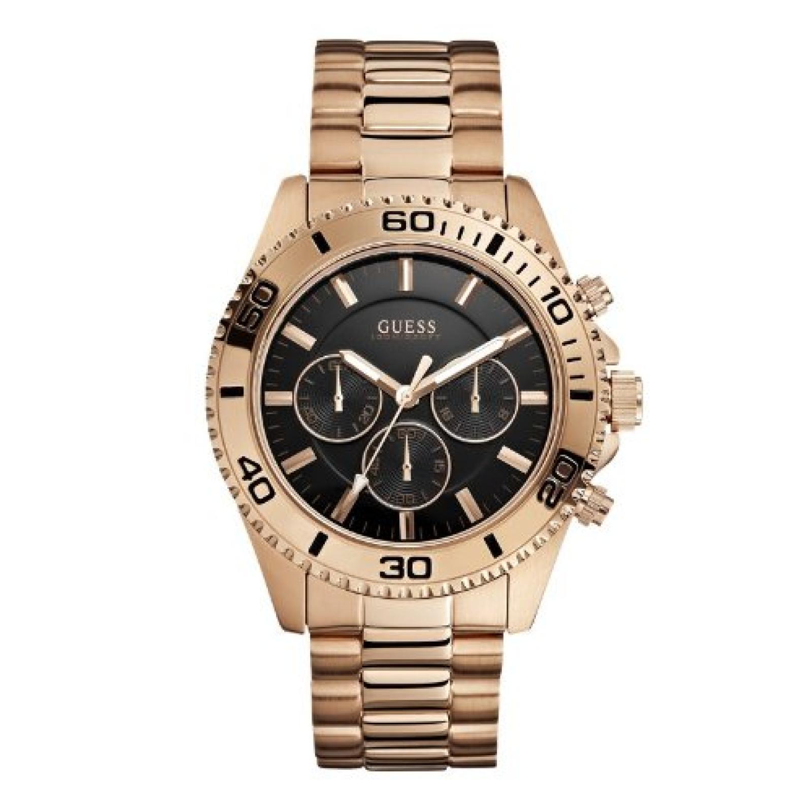 Guess Uhr Uhren Herrenuhr Chronograph W0170G3 UVP:239 EUR