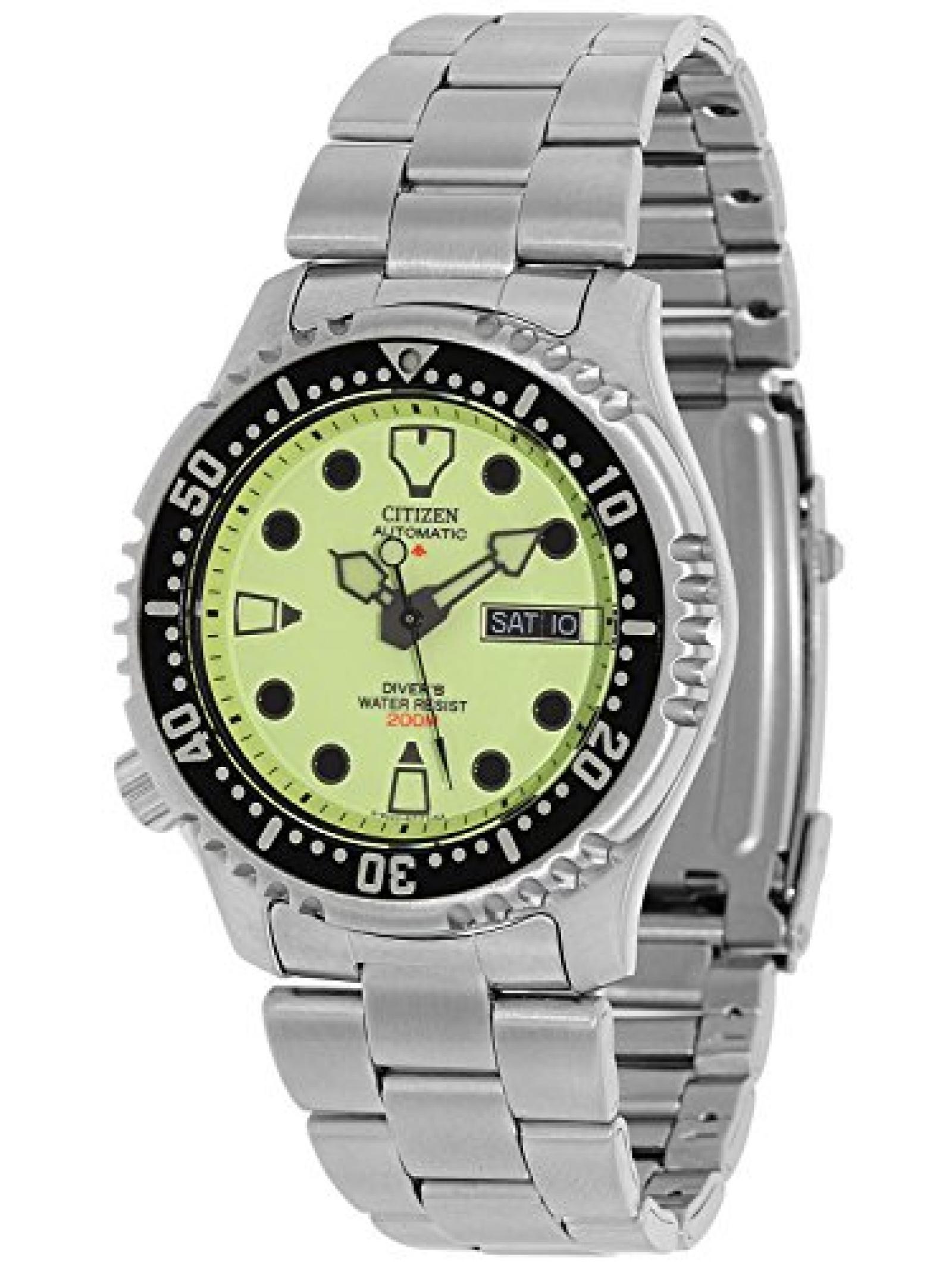 Citizen Promaster Automatic Diver Uhr Set NY0040-09WEM