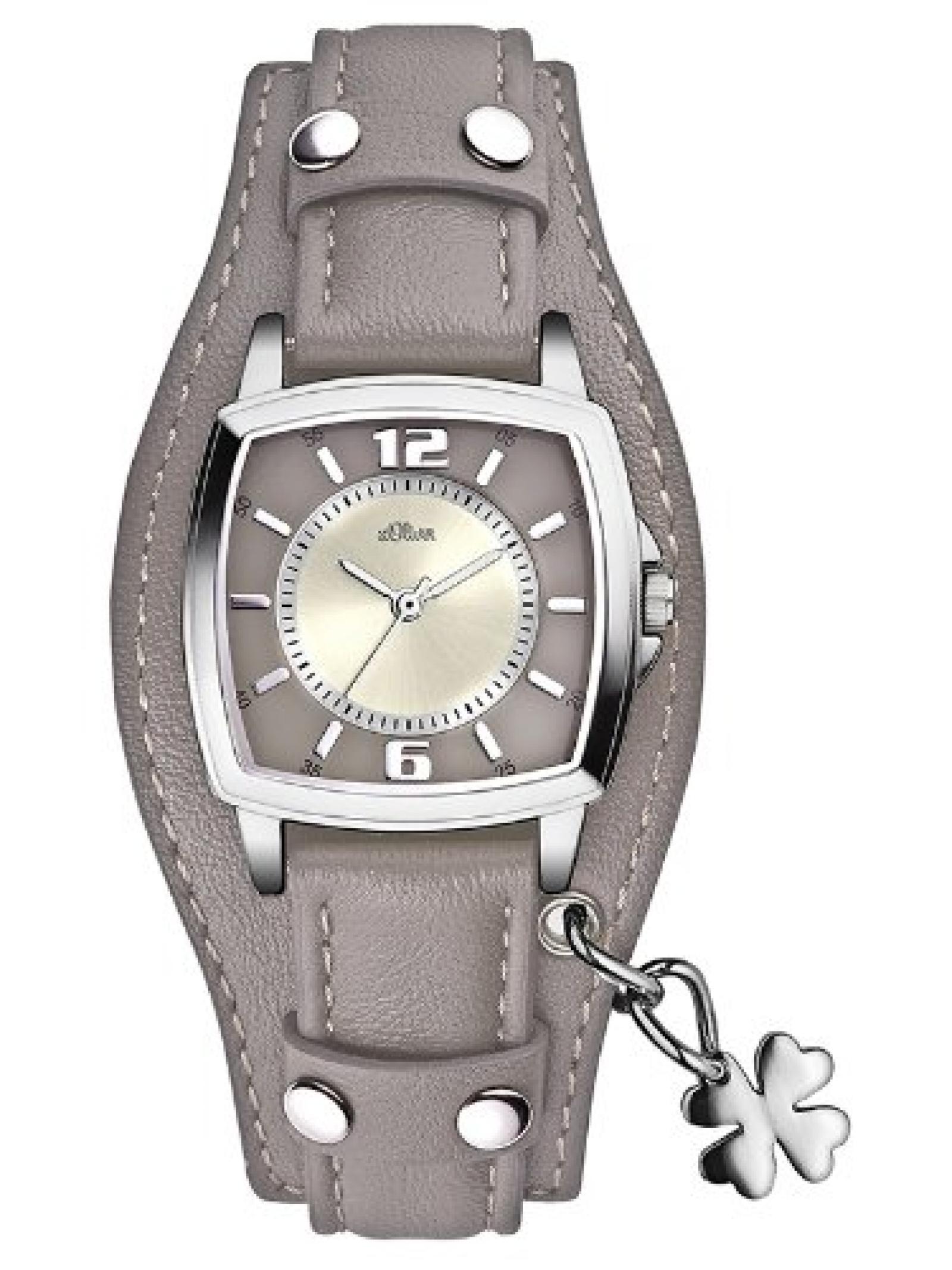 s.Oliver Damen-Armbanduhr SO-2512-LQ