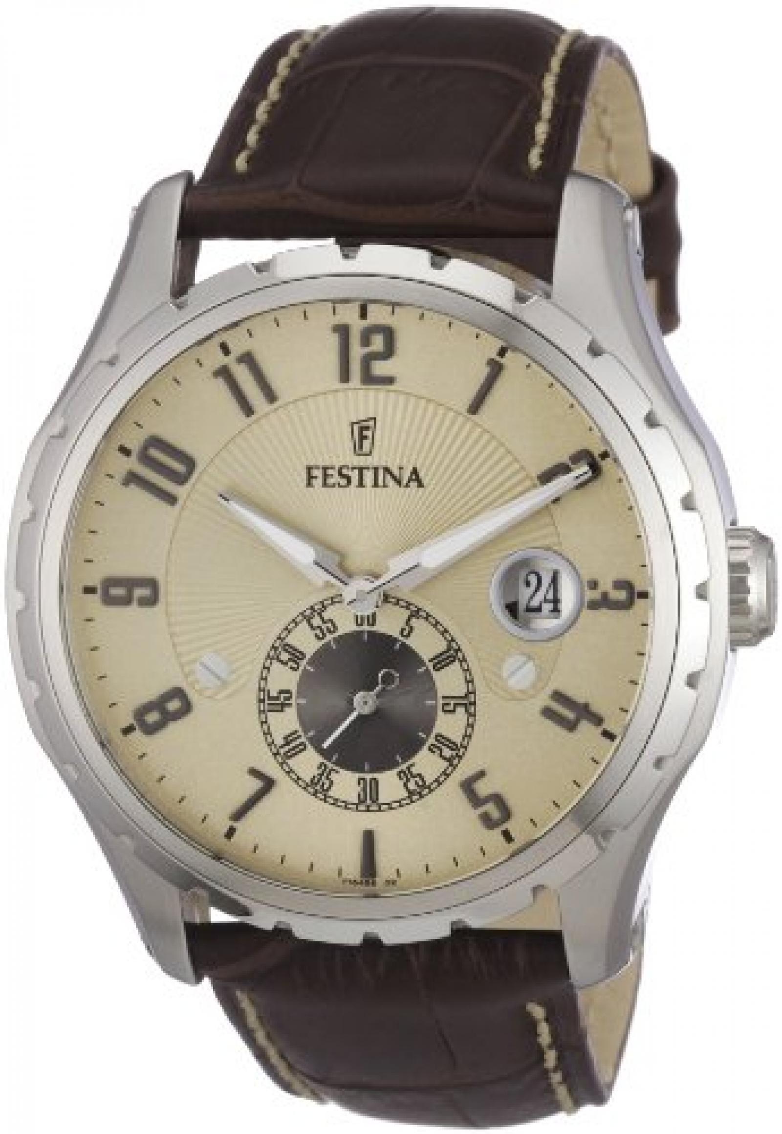 Festina Herren-Armbanduhr Chrono F16486/2