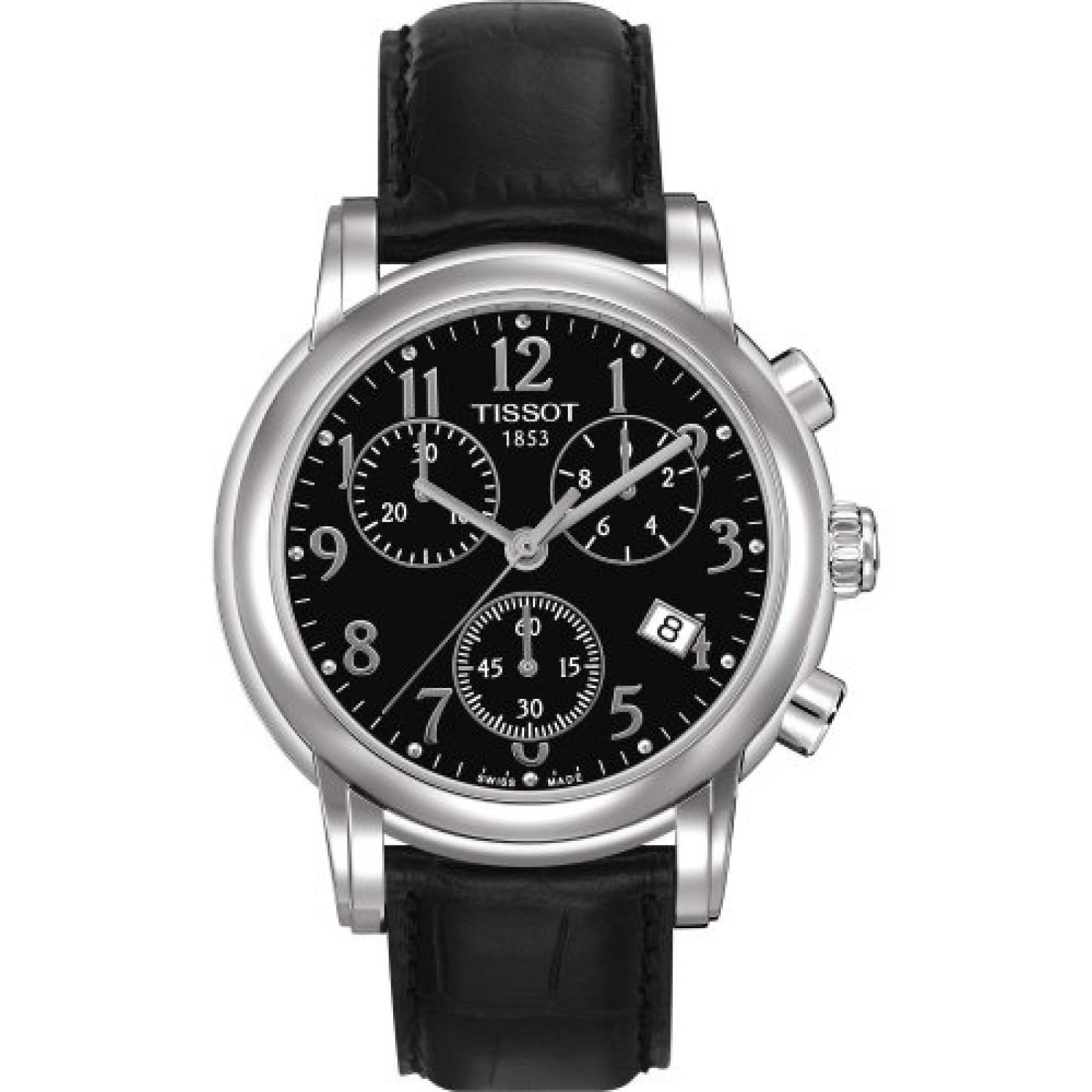 Tissot Damen-Armbanduhr DRESSPORT T0502171605200