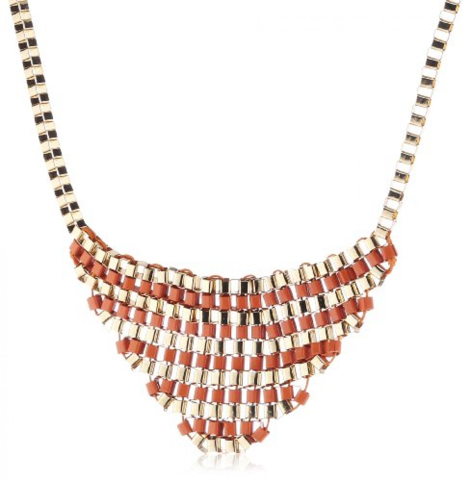 Sweet Deluxe Damen-Halskette mit Anhänger Messing 01706