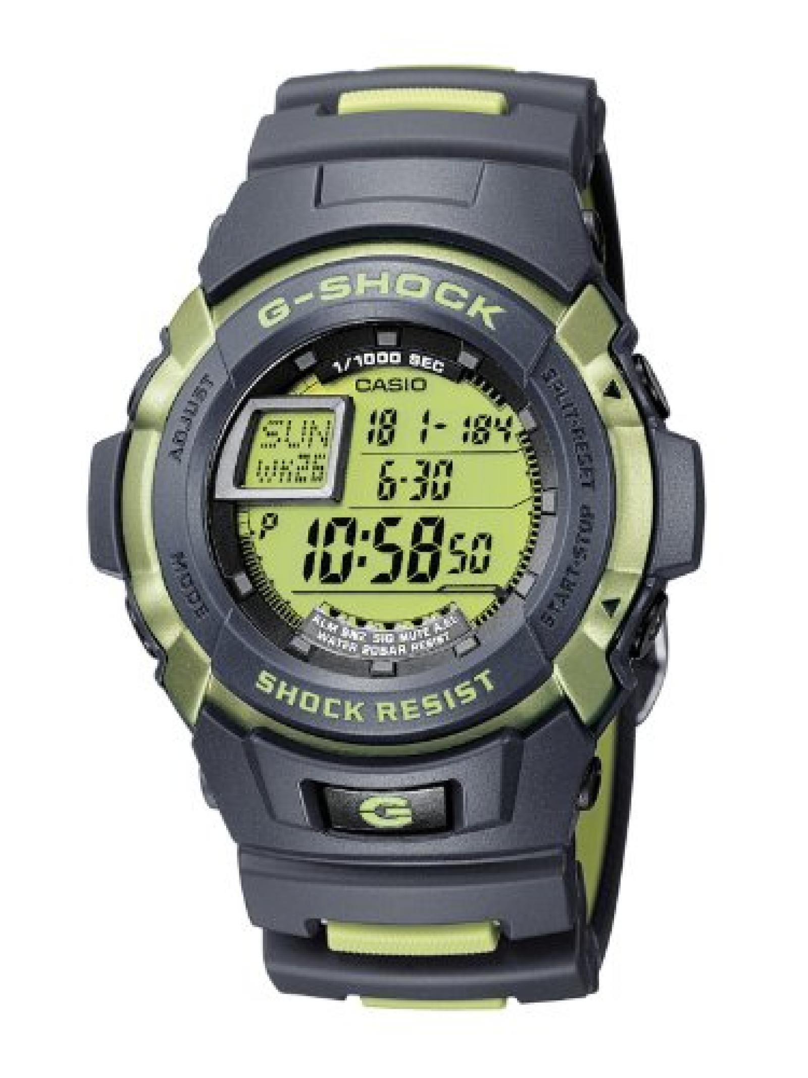 Casio G-Shock Herren-Armbanduhr Digital Quarz G-7710C-3ER