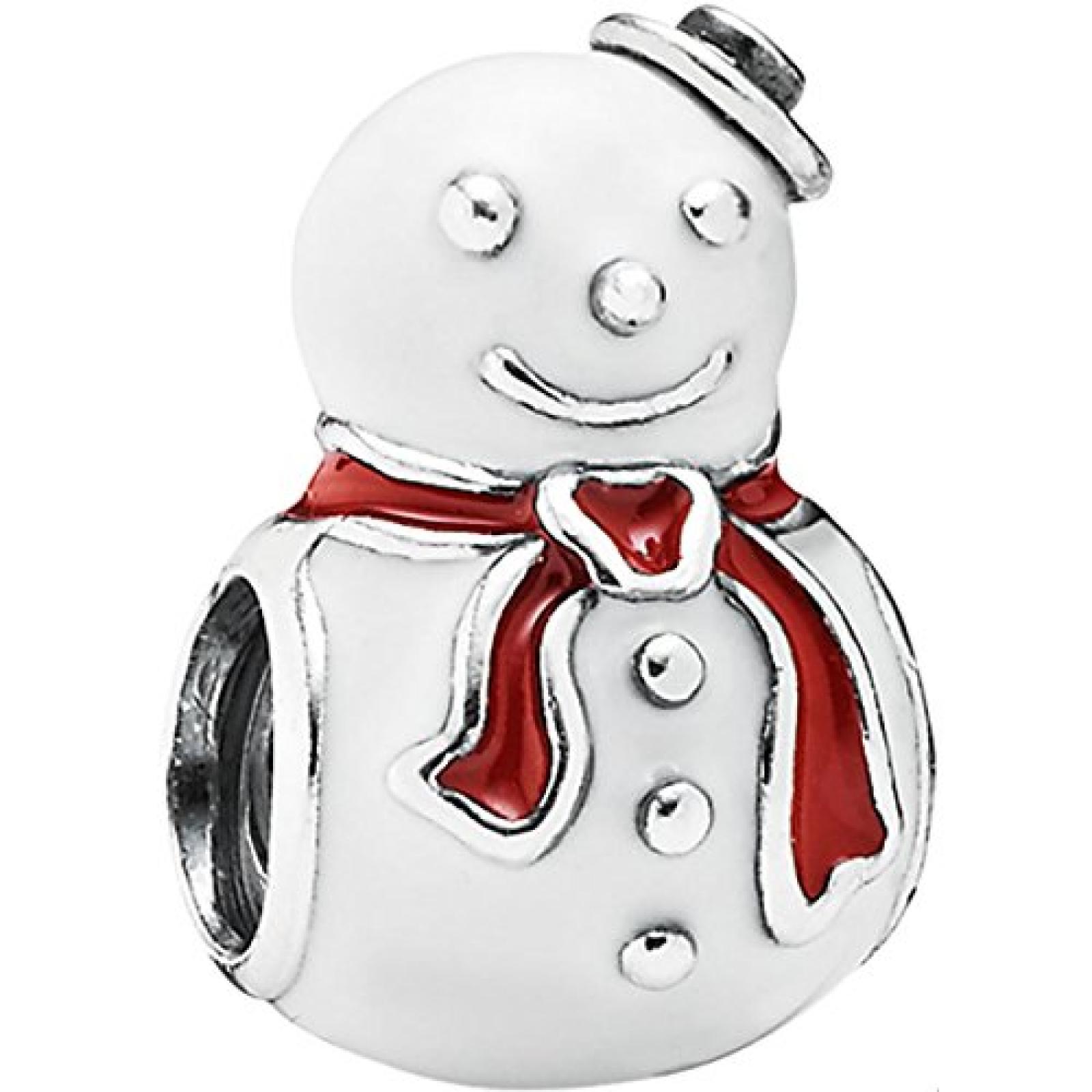 Pandora Charm Glücklicher Schneemann