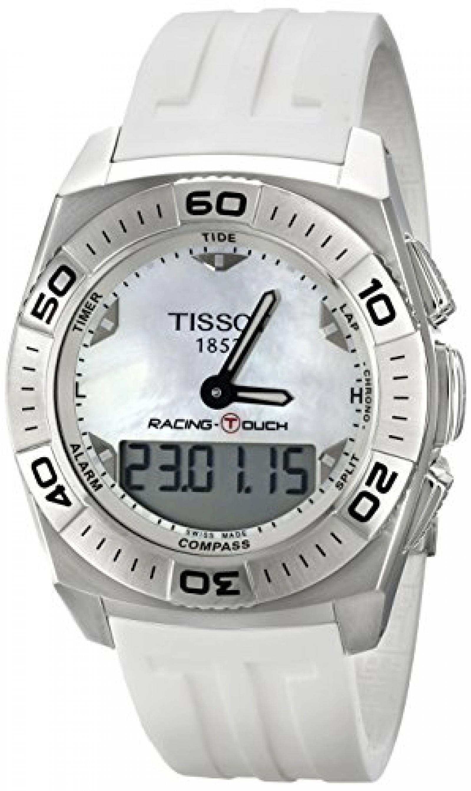 Tissot Herren-Armbanduhr Racing Touch Kautschuk T0025201711100