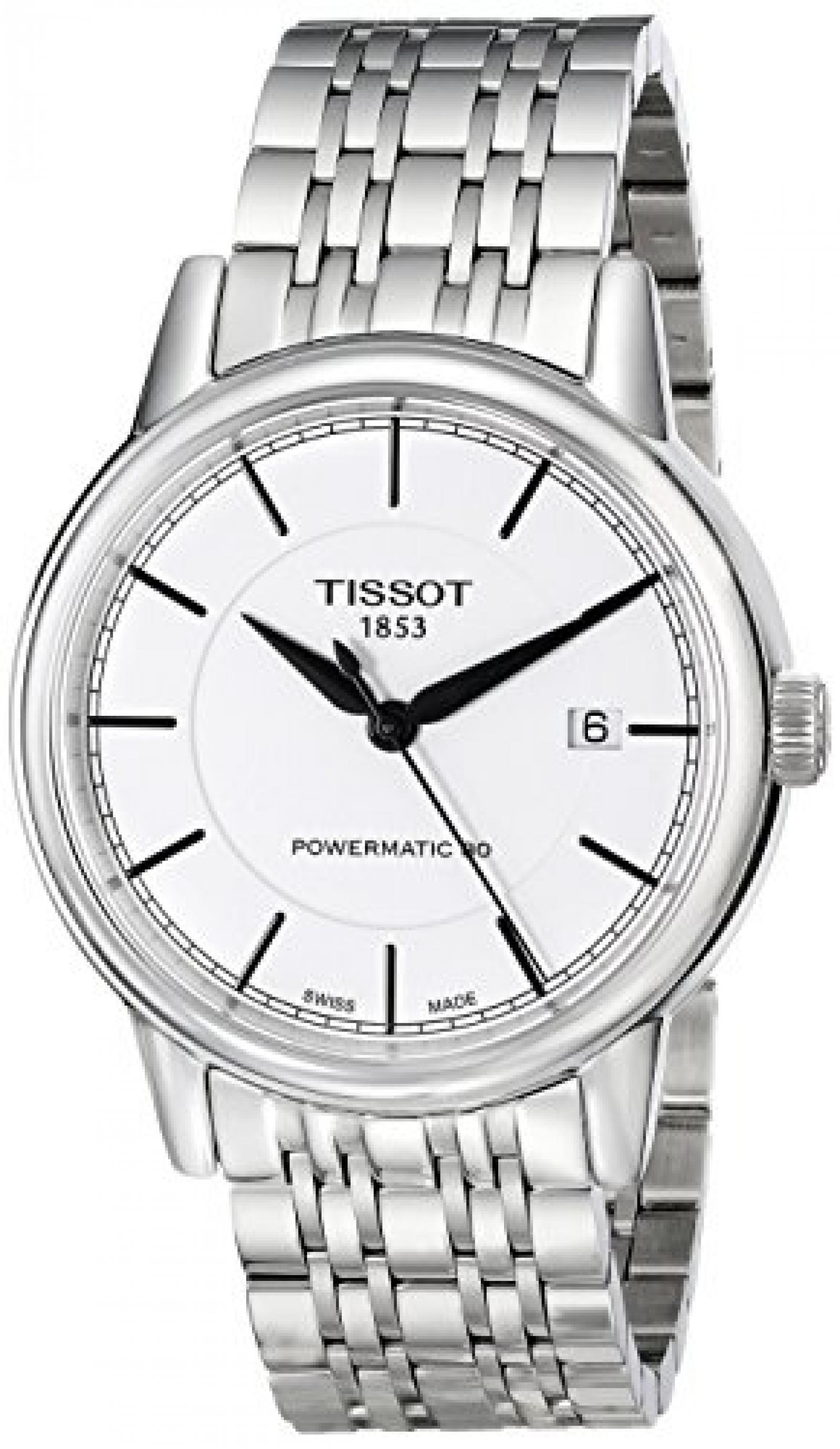 Tissot Mens Herren-Armbanduhr T0854071101100