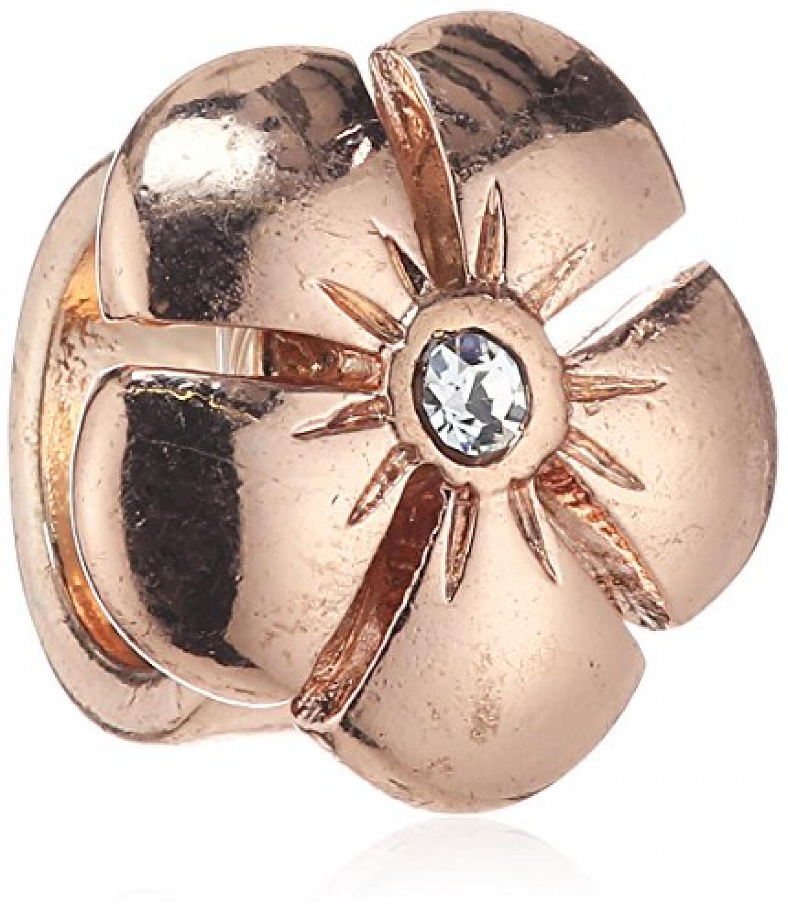 Pilgrim Damen-Anhänger aus der Serie Charming RoséGold beschichtet Kristall 42122-4004