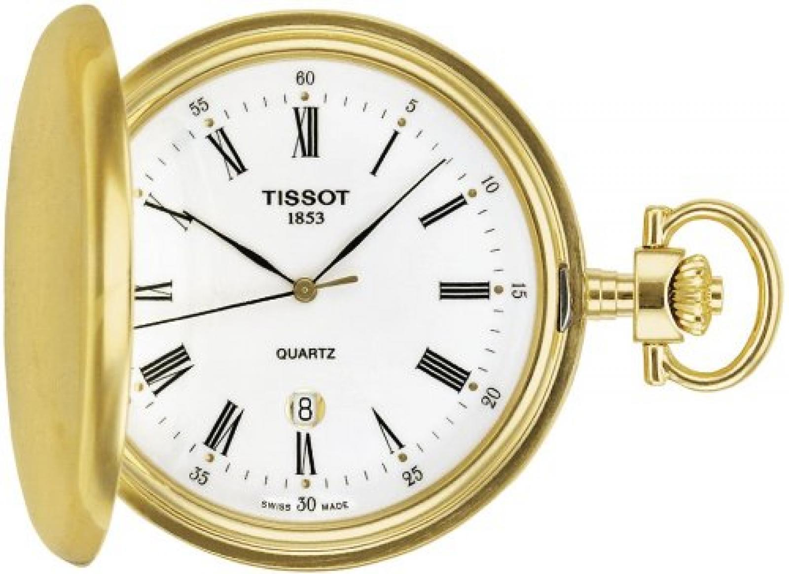 Tissot Taschenuhr quartz T83455313