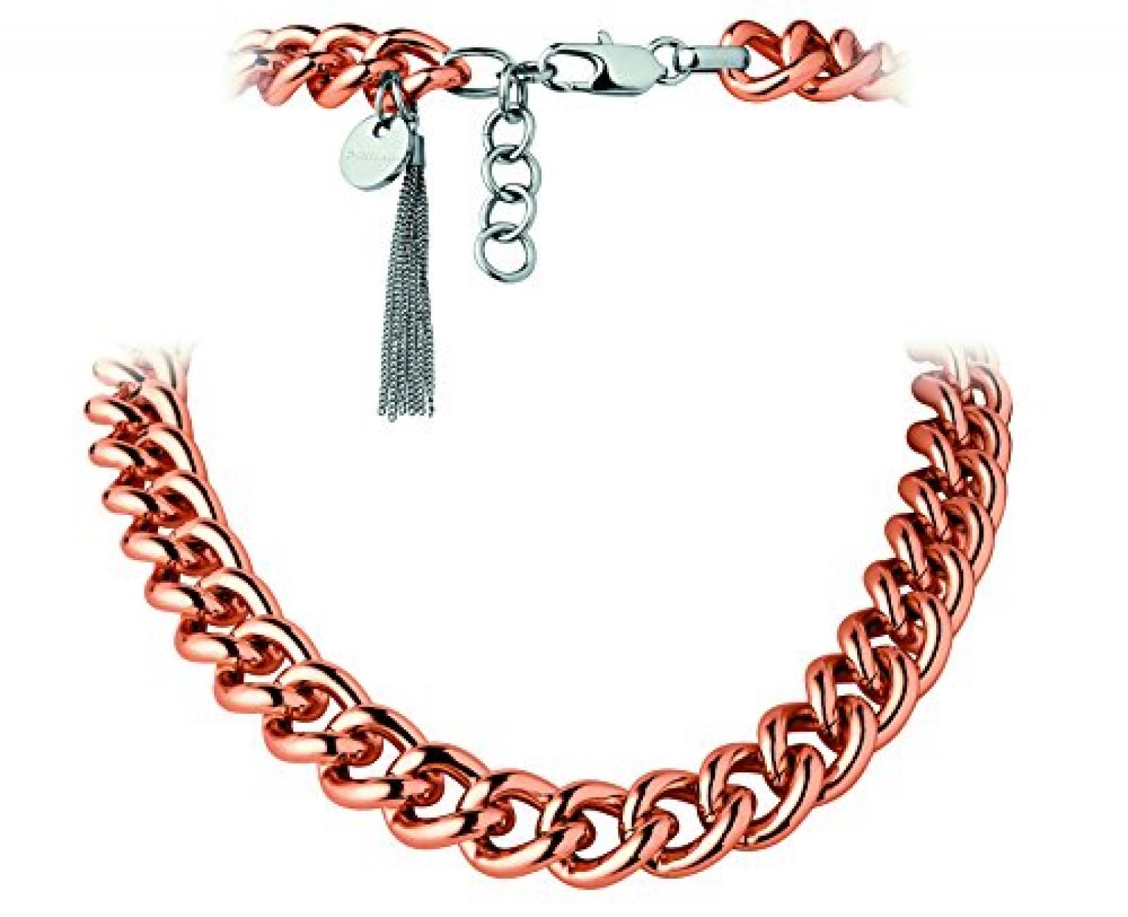 Dyrberg/Kern Damen-Halsband Vergoldetes Metall gold 335171