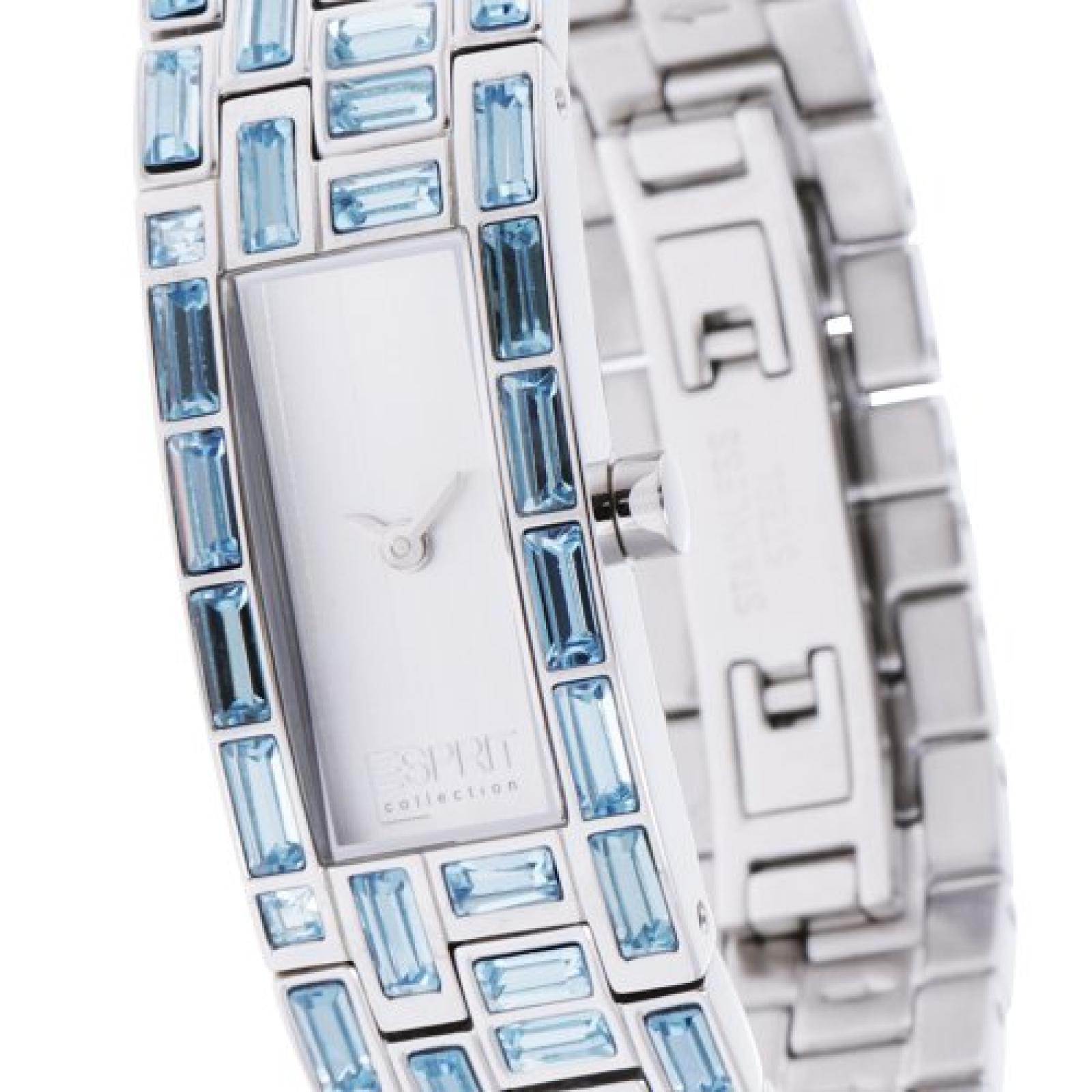 Esprit Damenuhr Collection H-LOCONY AQUAMARINE EL900282007
