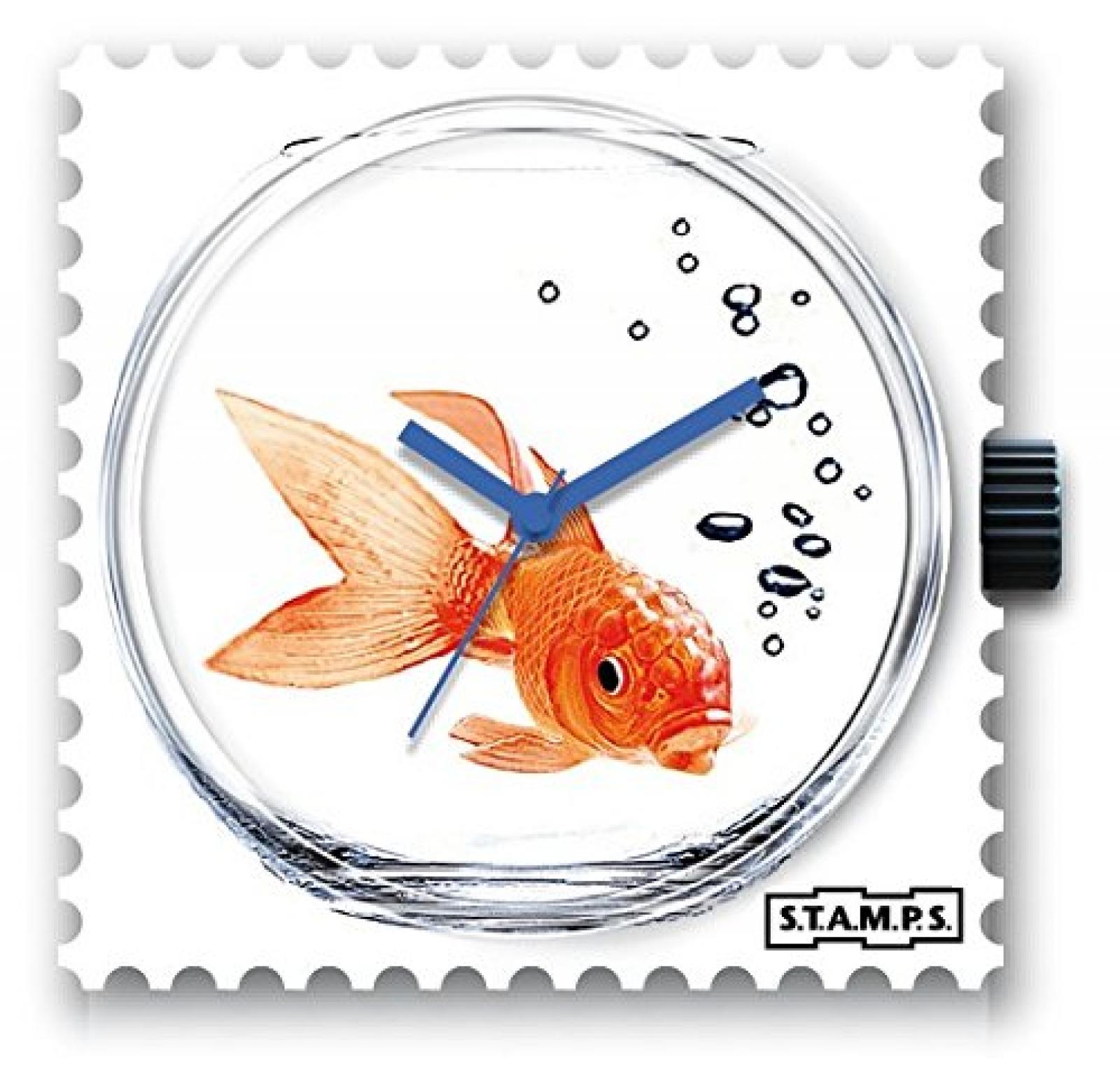 Uhr - Fish Bowl - S.T.A.M.P.S. Uhren
