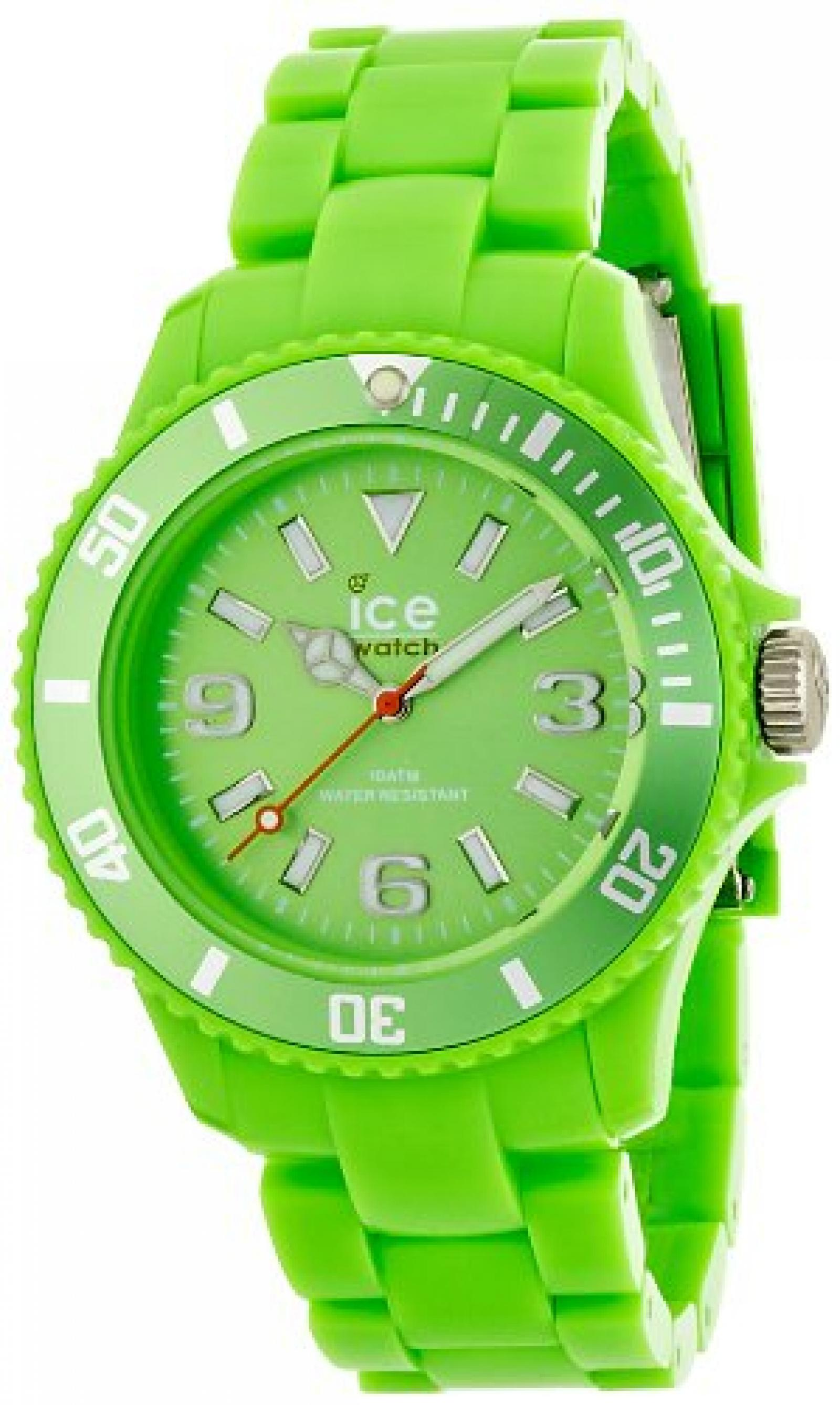 Ice-Watch Armbanduhr ice-Solid Grün SD.GN.U.P.12