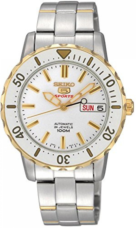 Uhr Seiko Neo Sports Srp194k1 Damen Weiß