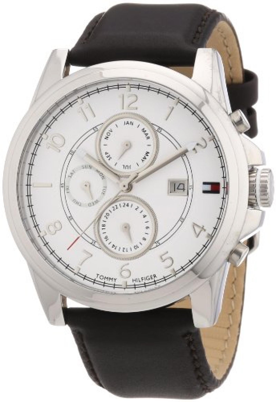 Tommy Hilfiger Herren-Armbanduhr Sport Luxury Analog Quarz 1710294