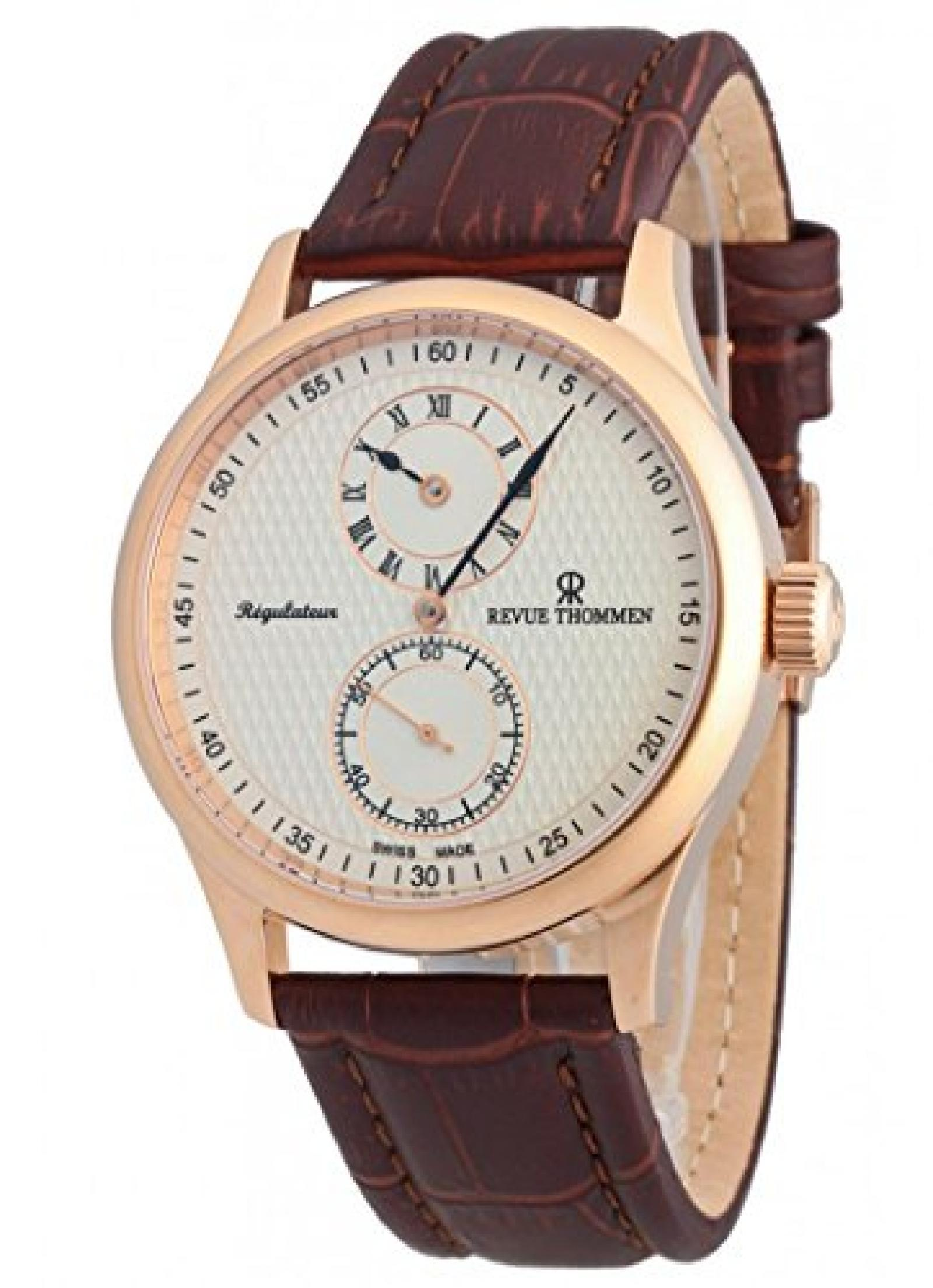 Revue Thommen Regulateur Automatic 16065.2562