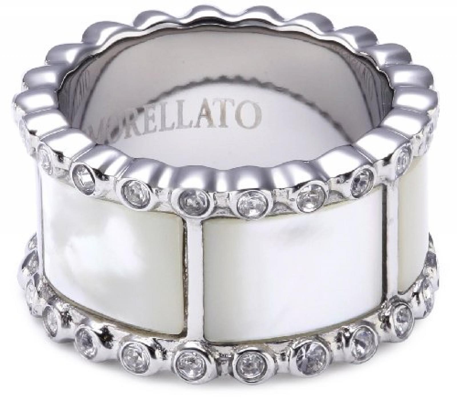 Morellato Damen-Ring Edelstahl SYC07016